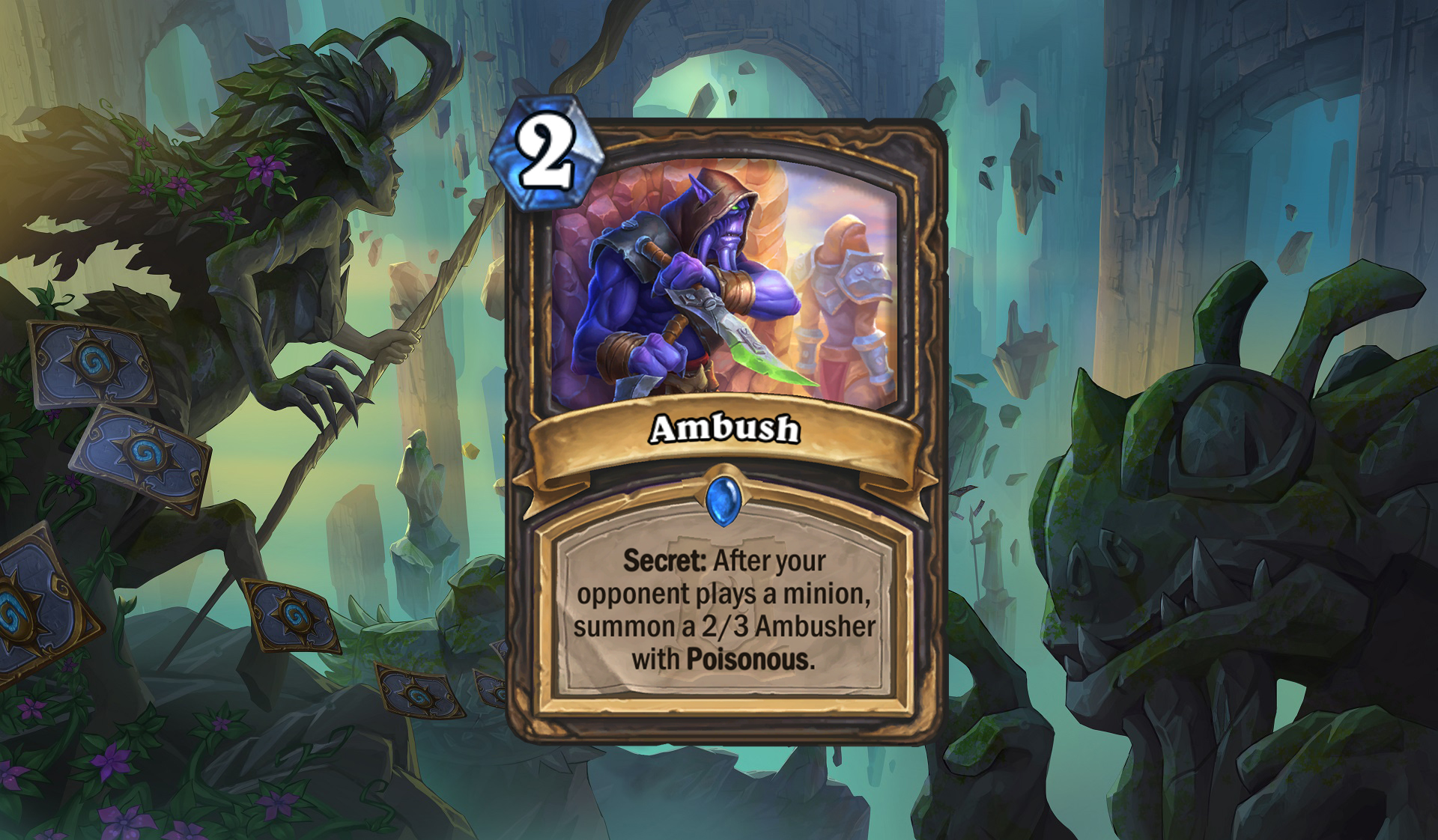 Hearthstone - Ambush