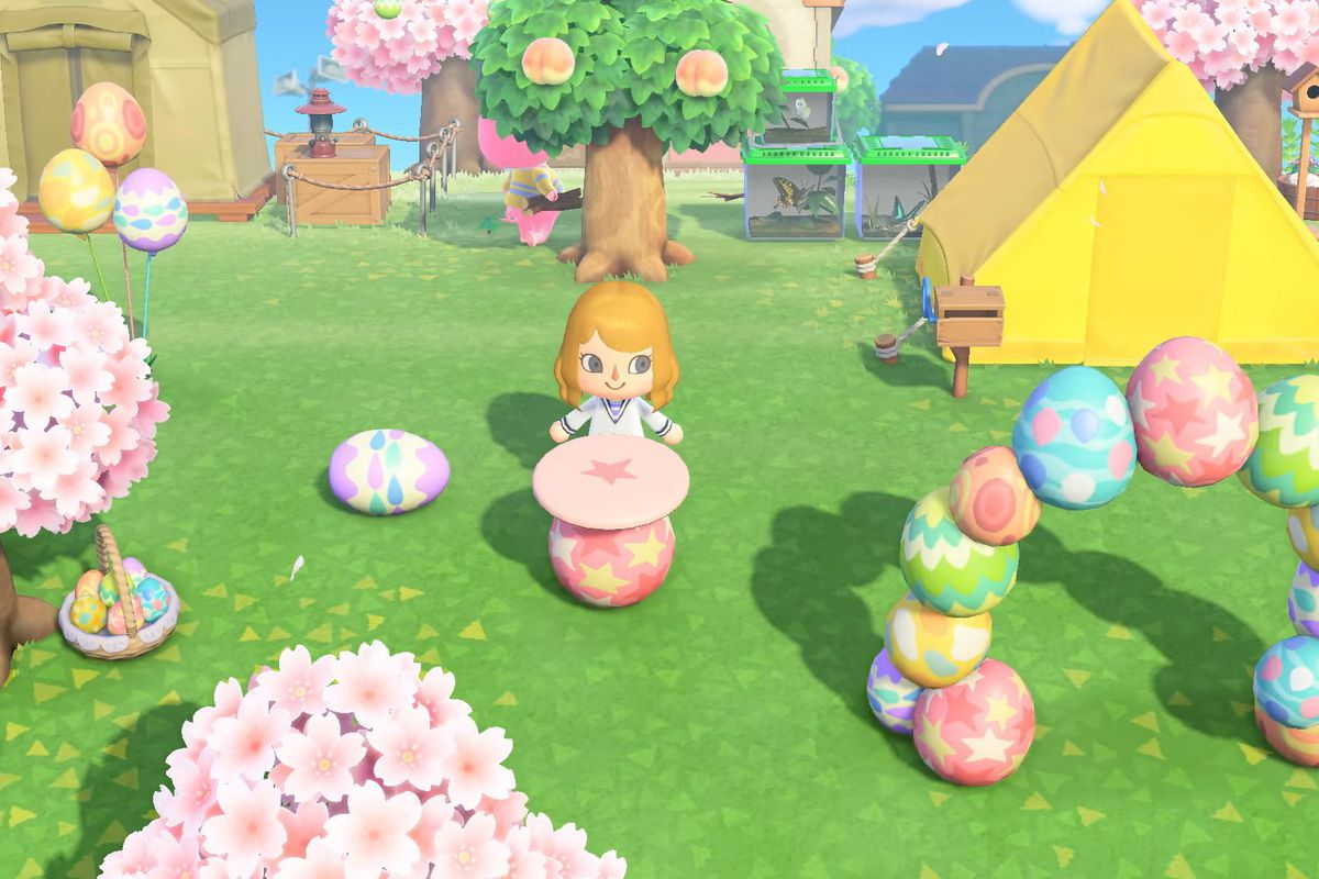 Bunny day start time - Animal Crossing: New Horizons