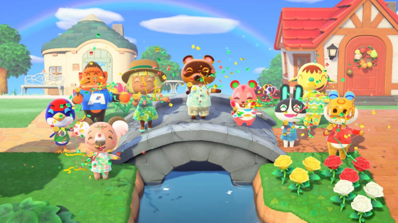 There's a lot of fun and cheer to be had in Animal Crossing: New Horizons, so we're not exactly chomping at the bit for more content just yet.