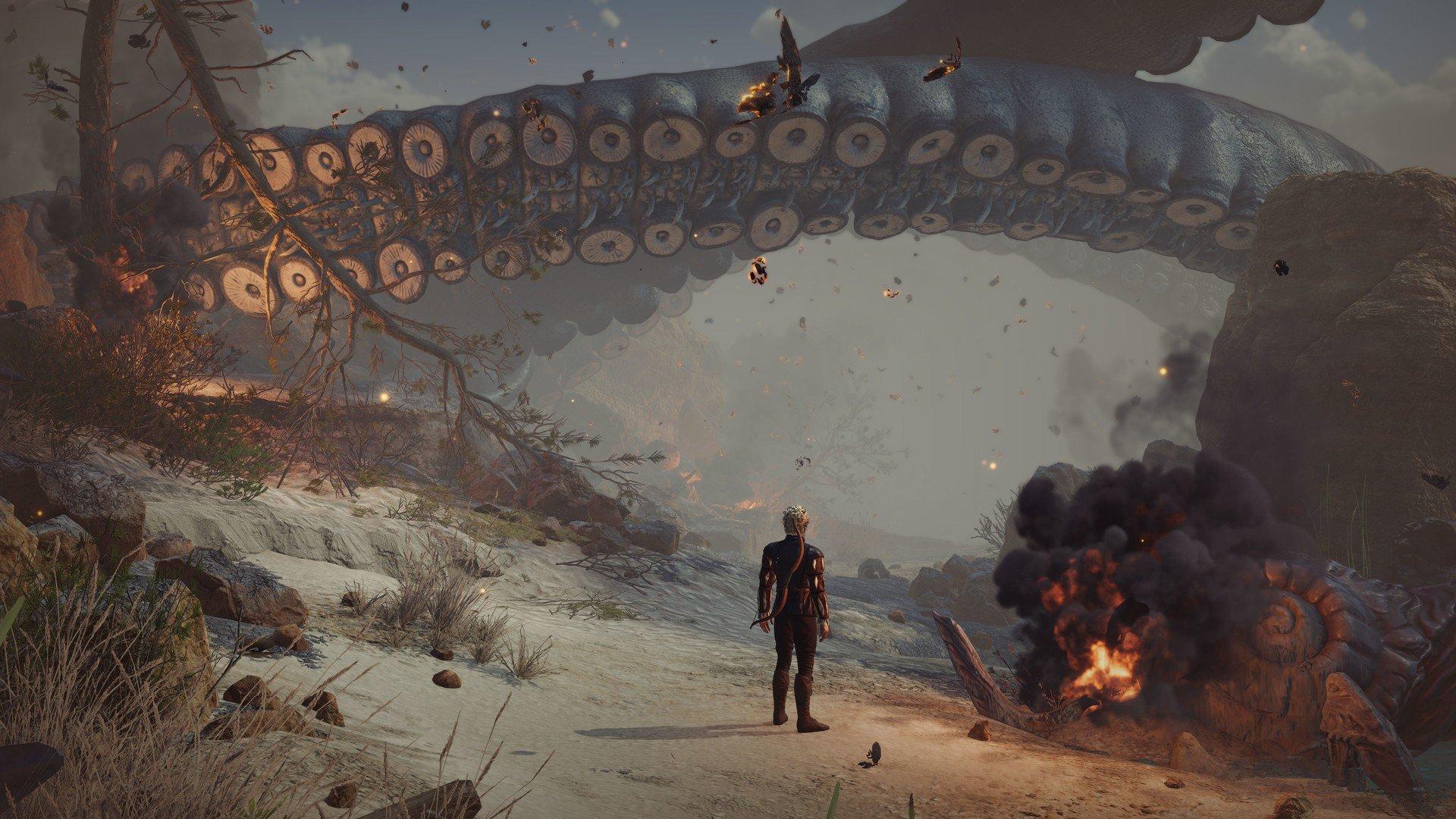 Baldur's Gate 3 release date