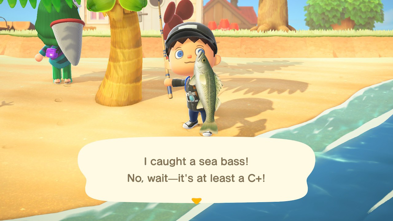 All Fish Animal Crossing New Horizons Shacknews You can get two different prices for the sea bass. all fish animal crossing new