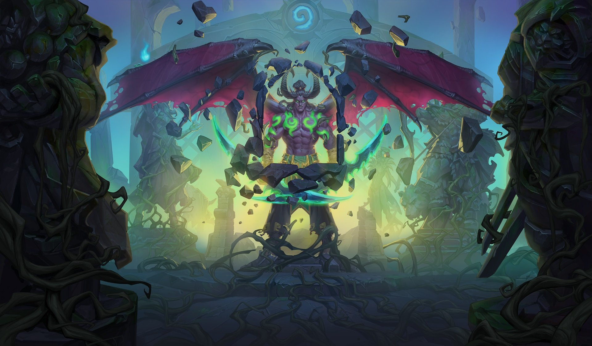 Hearthstone - Illidan Stormrage