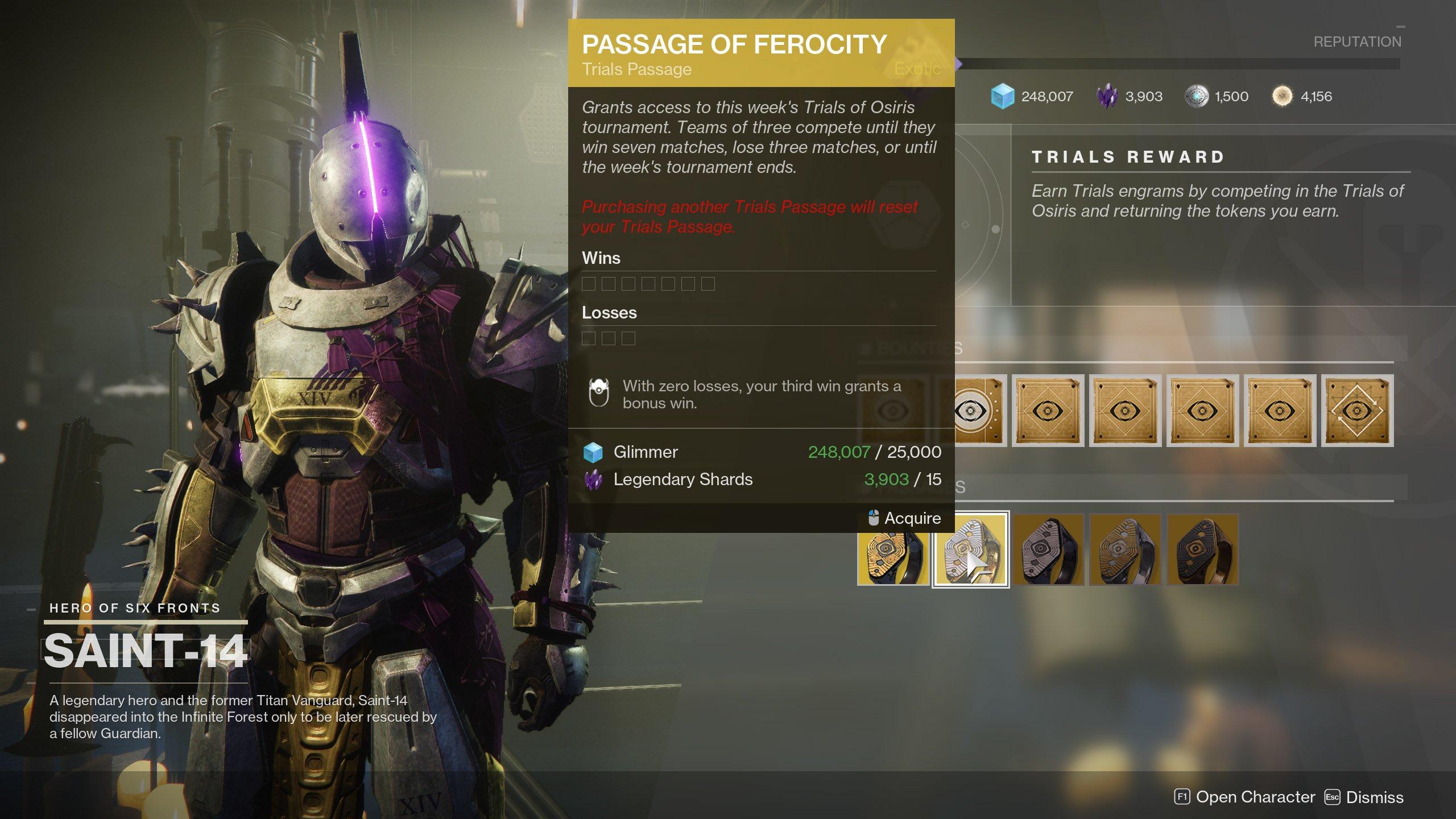 Trials Passage Destiny 2
