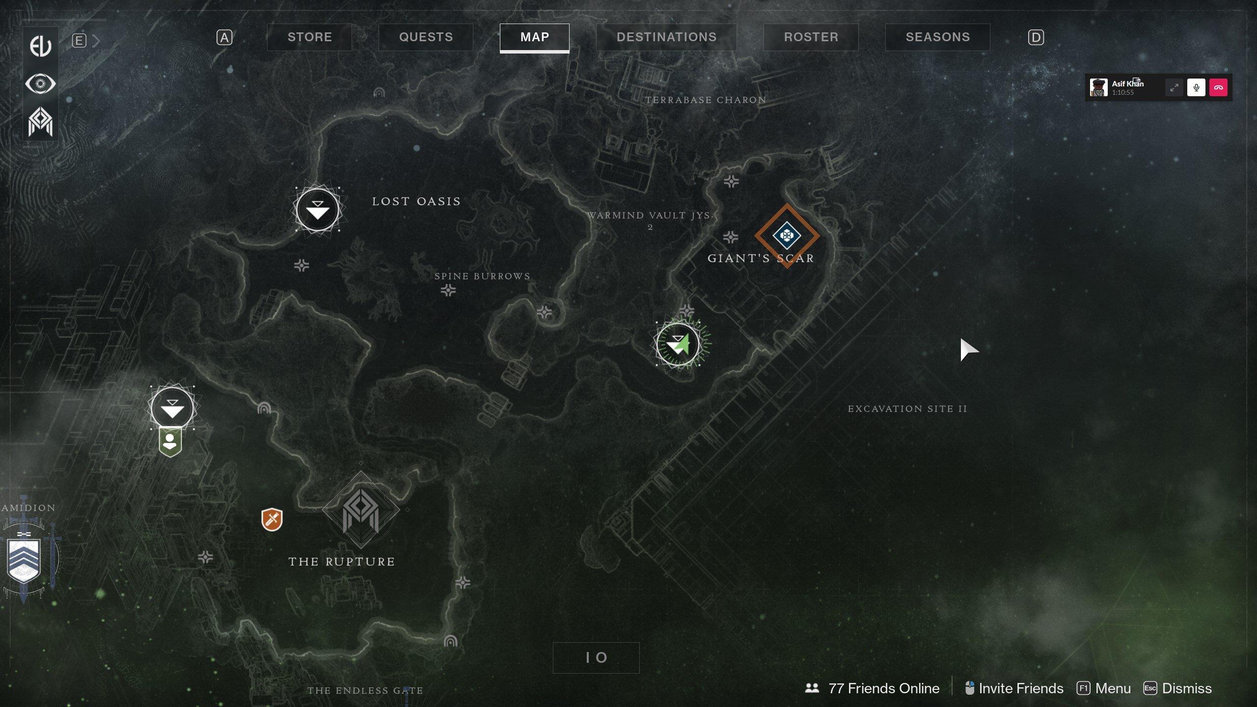 Destiny 2 - Xur location March 20