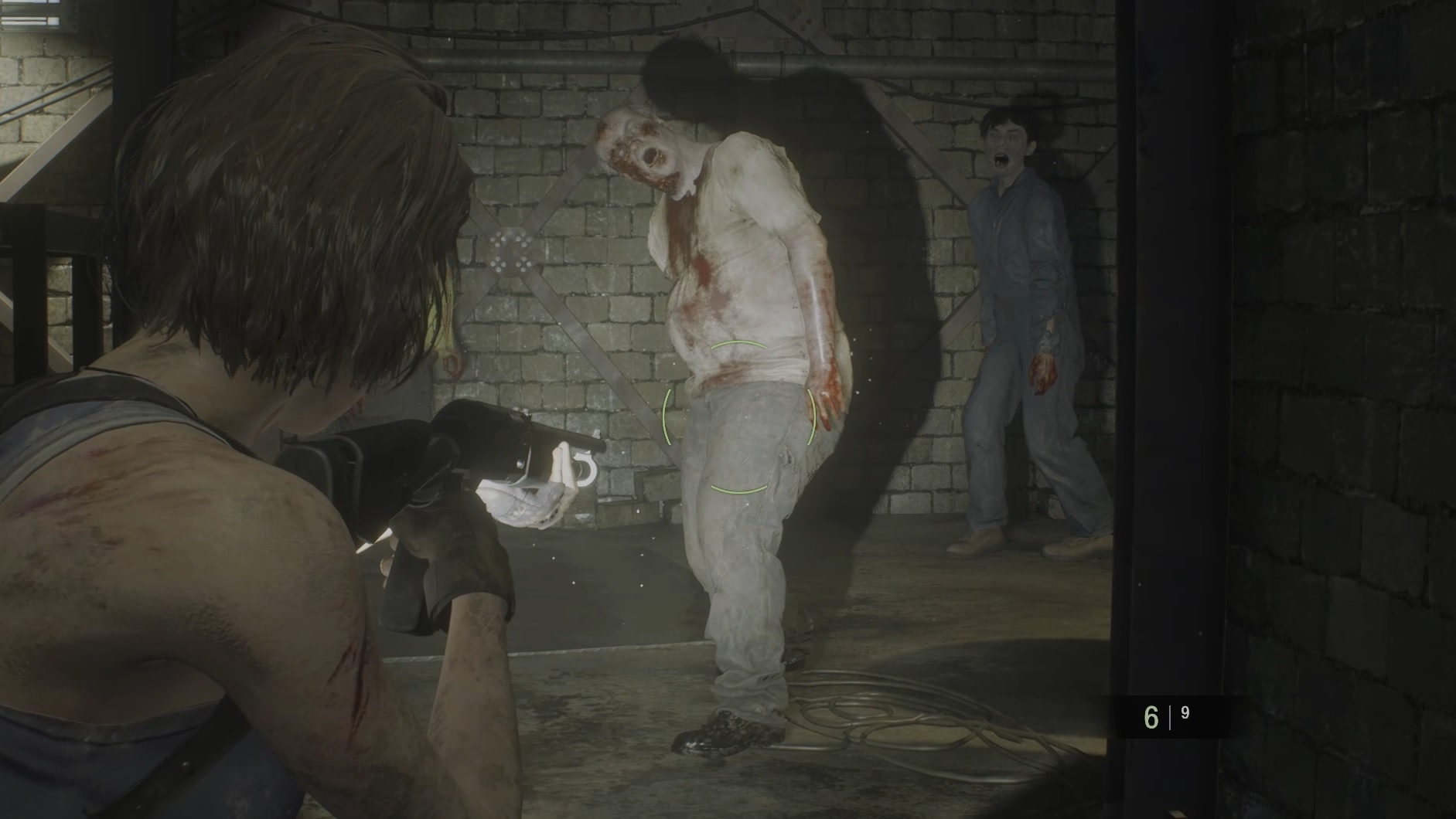 A bountiful harvest of undead means you'll farm points fast in Resident Evil 3.