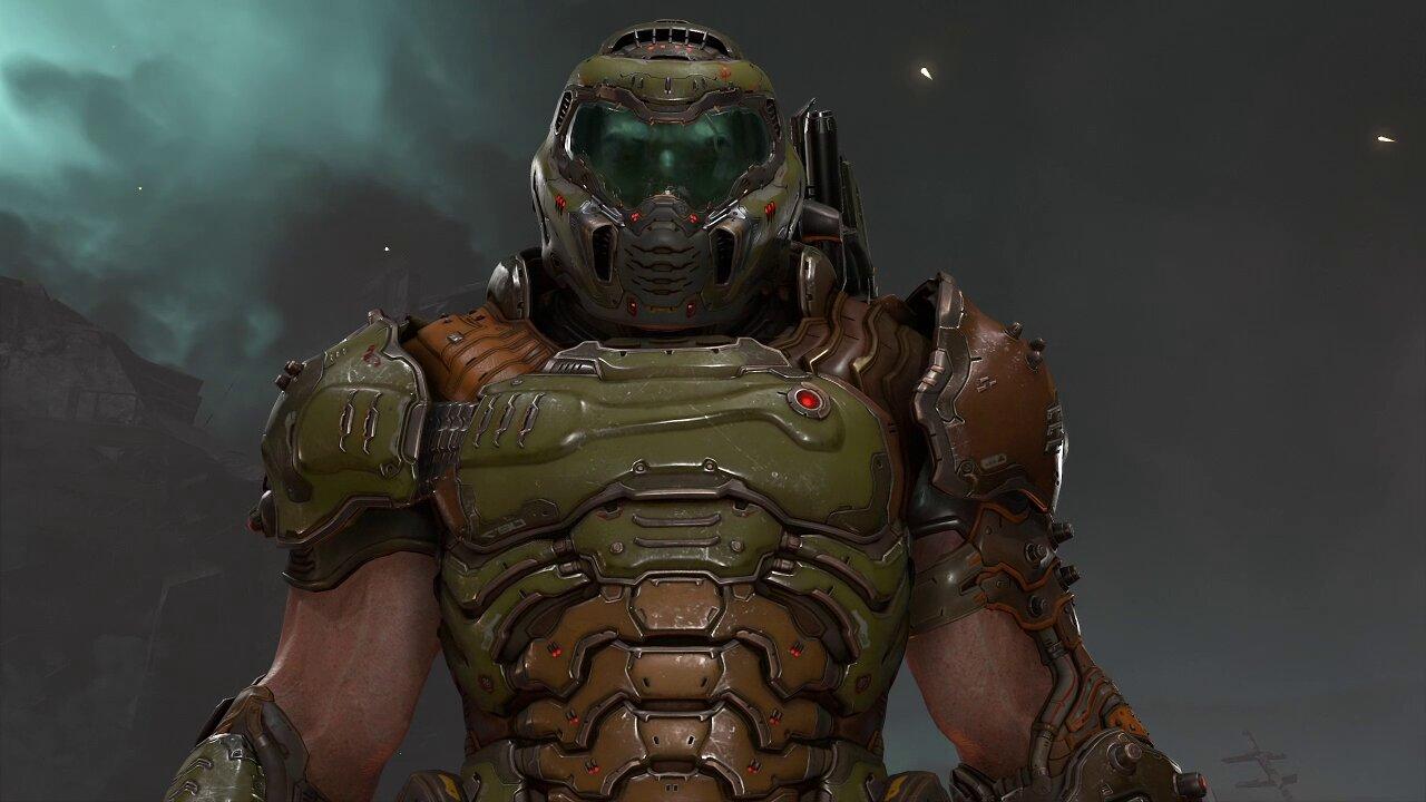 Doom guy spoilers