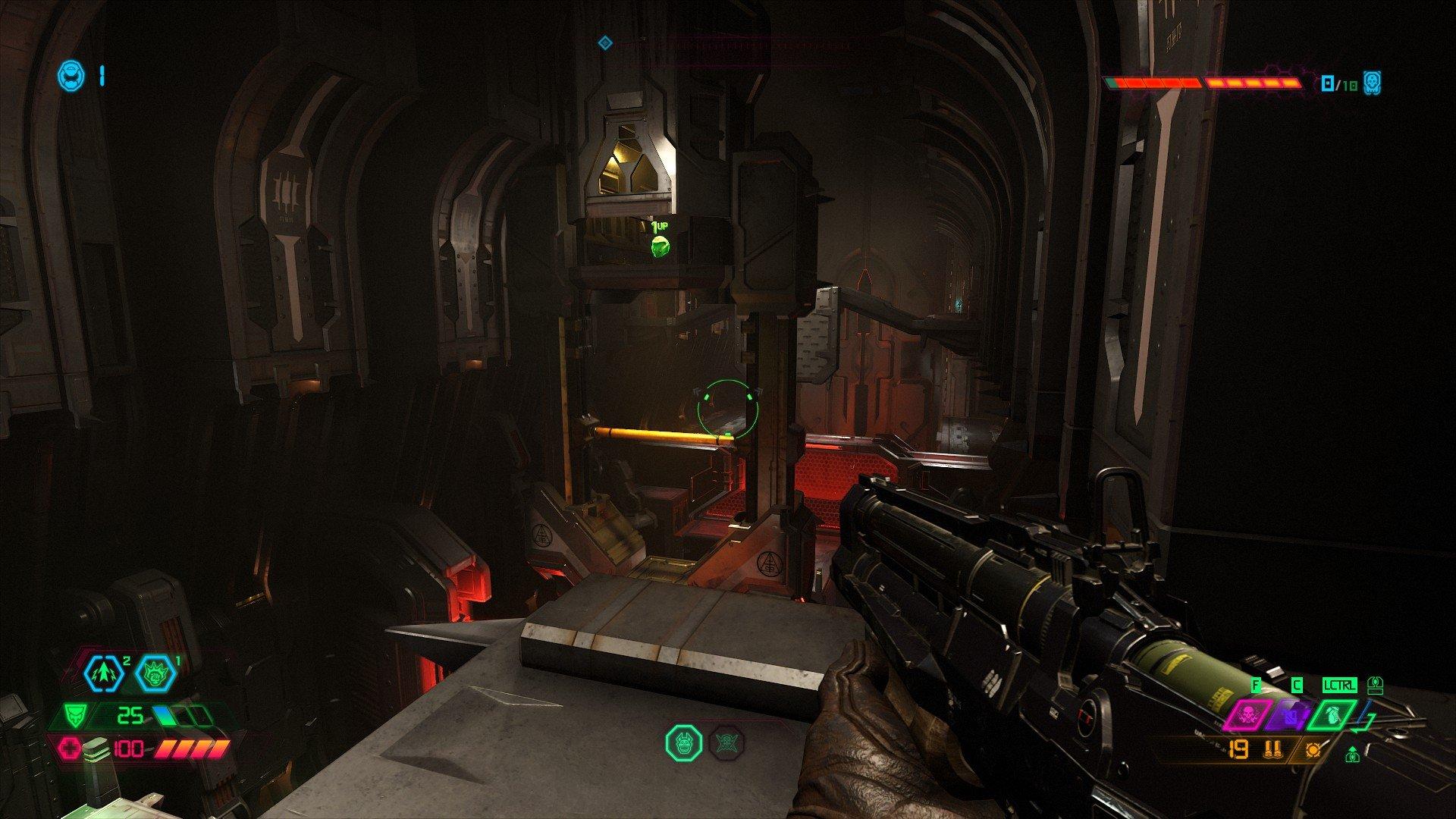Doom Eternal's platforming is a fundamental part of each mission.
