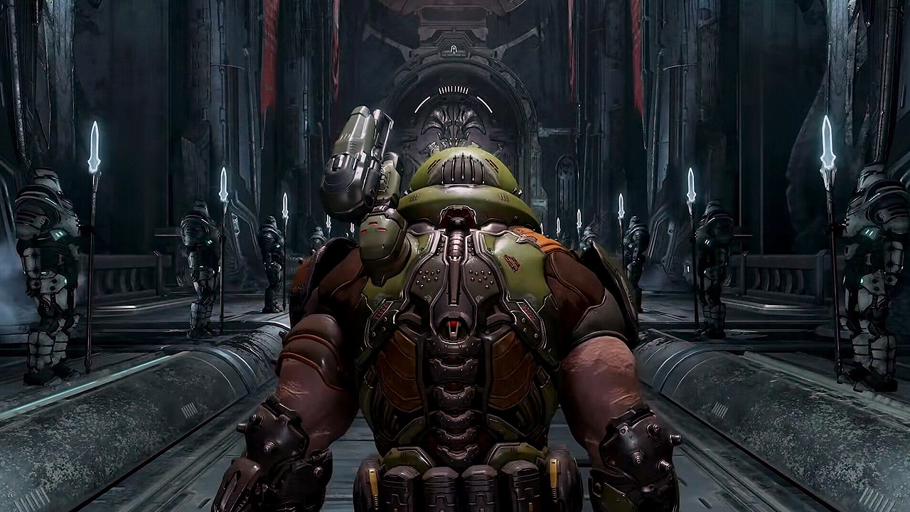Doom Slayer - Doom Eternal