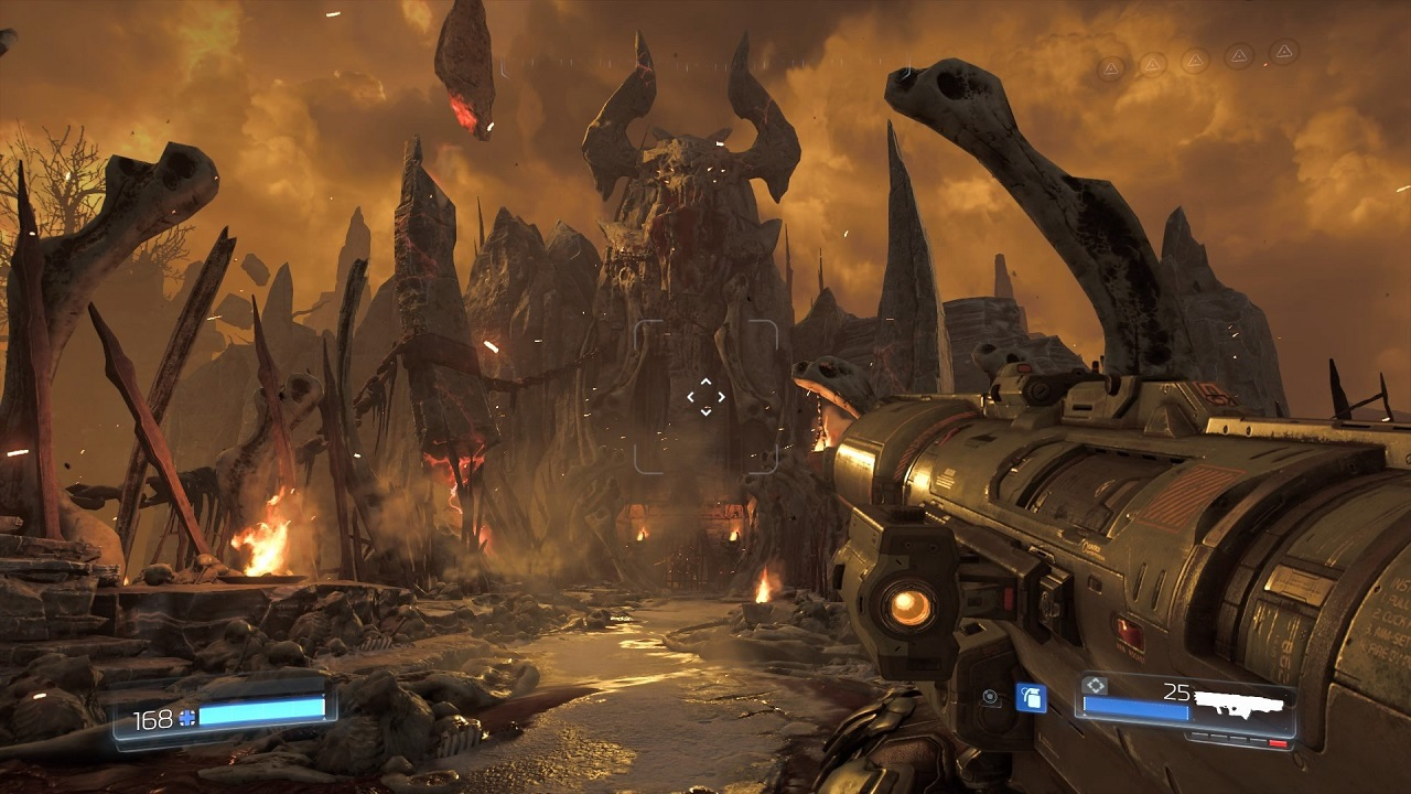 Doom Eternal is packed to the brim with changes over the first game. The combat was top-notch, but Martin wanted everything else to be comparable.
