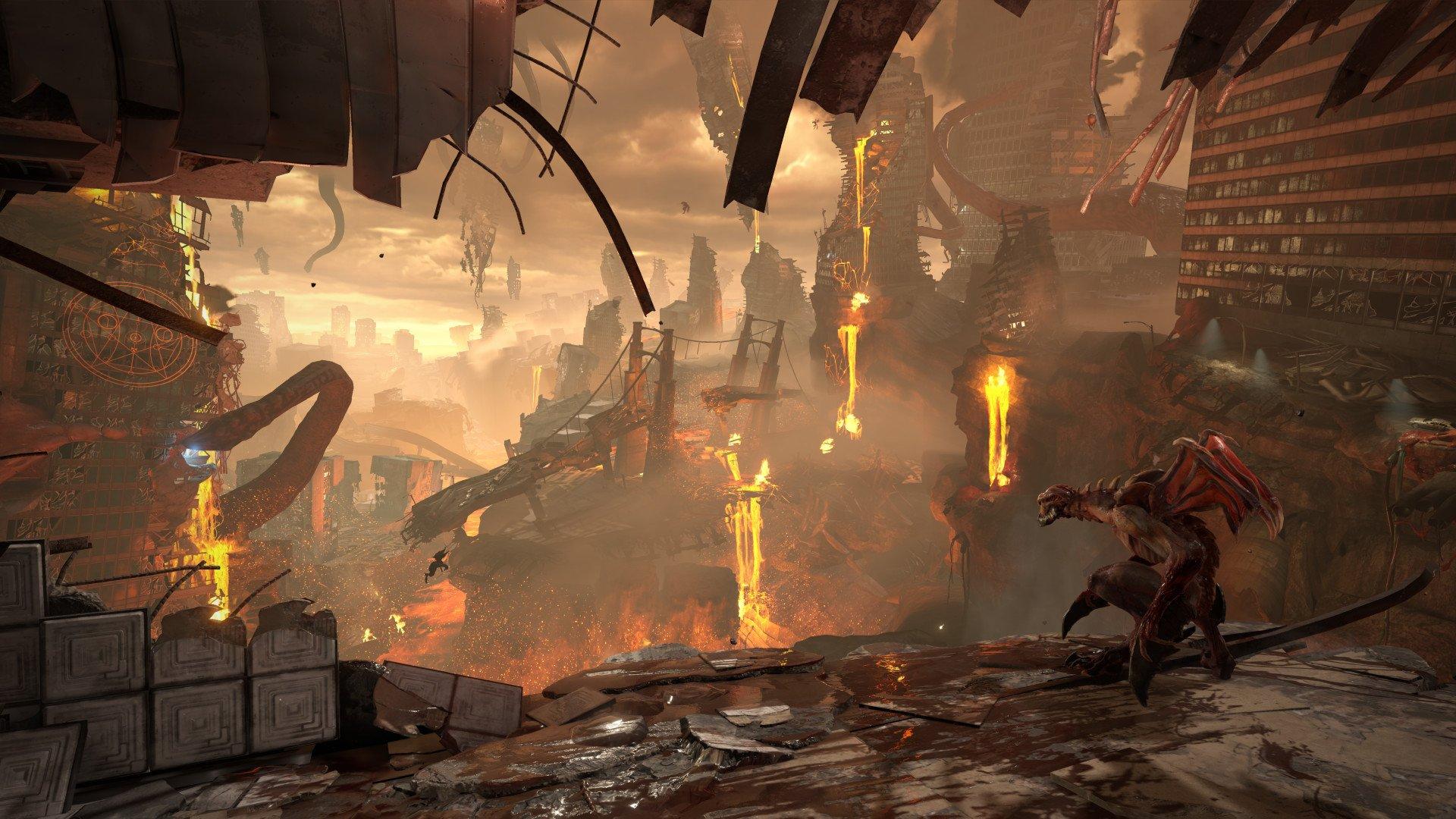 كل ما نعرفه عن Doom Eternal 5