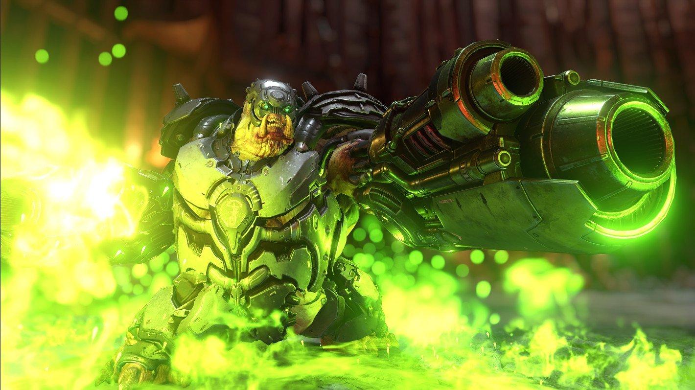 كل ما نعرفه عن Doom Eternal 3