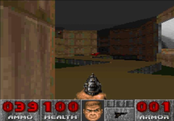 Doom on SNES.