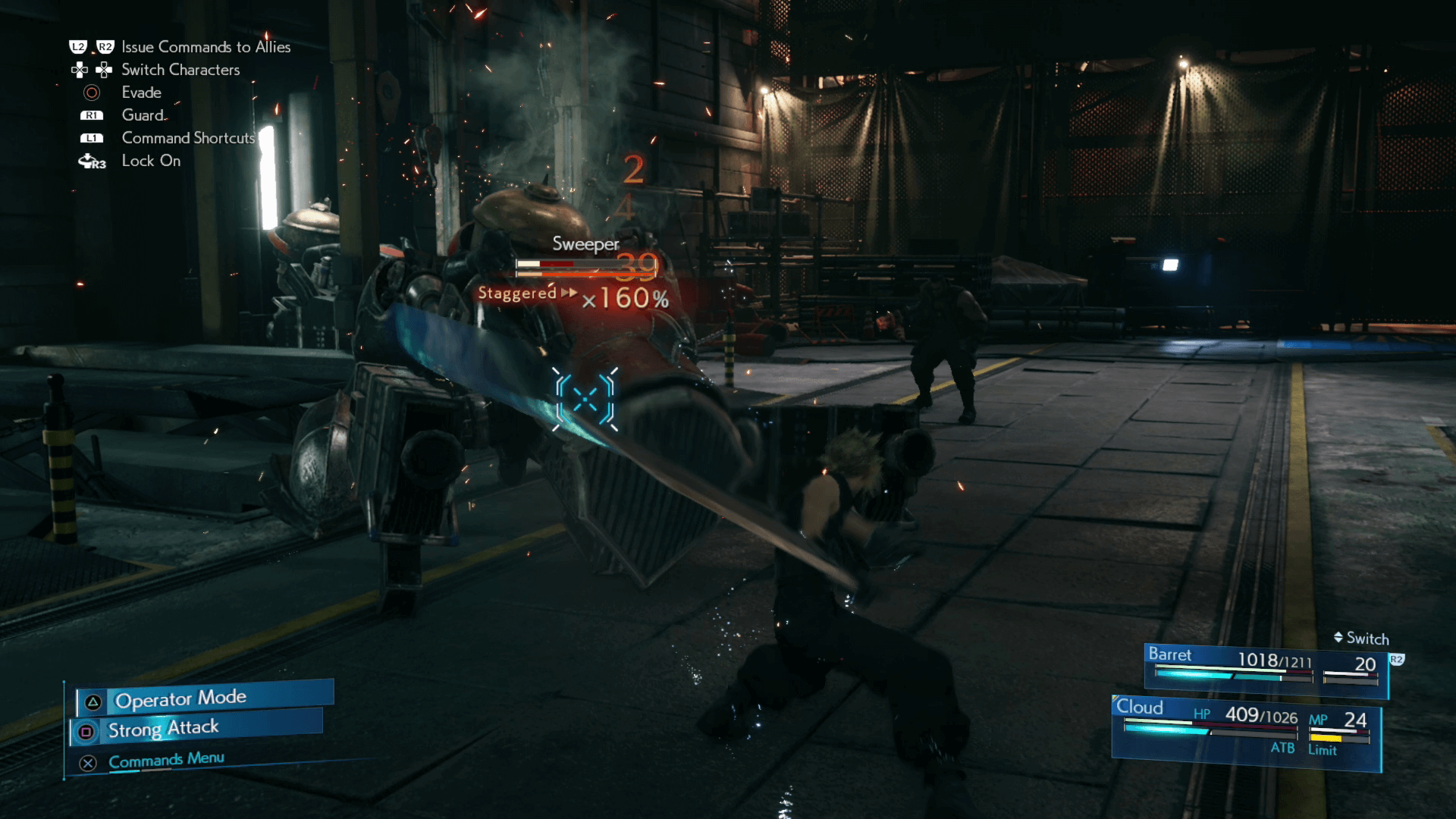 How to stagger enemies in Final Fantasy 7 Remake