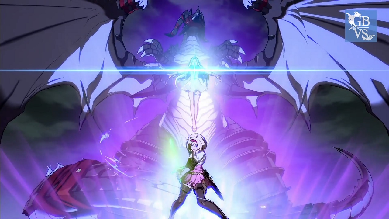 Even Djeeta's Super Skybound Art echoes similarities to Gran, with her own unique summon of Bahamut.
