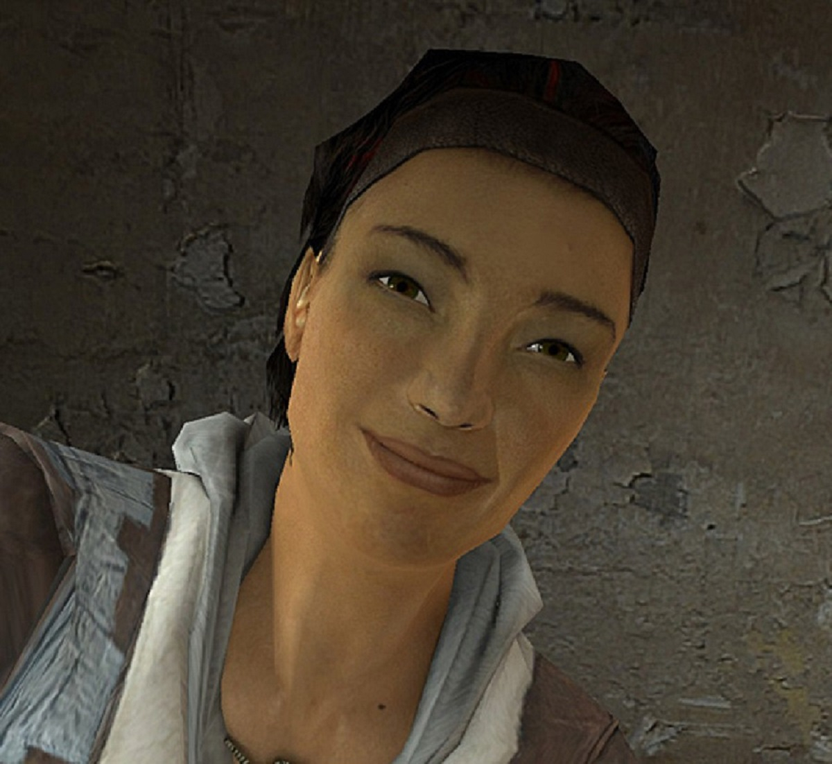 Young Alyx Vance is a sight for sore eyes to fans of the Half-Life series.