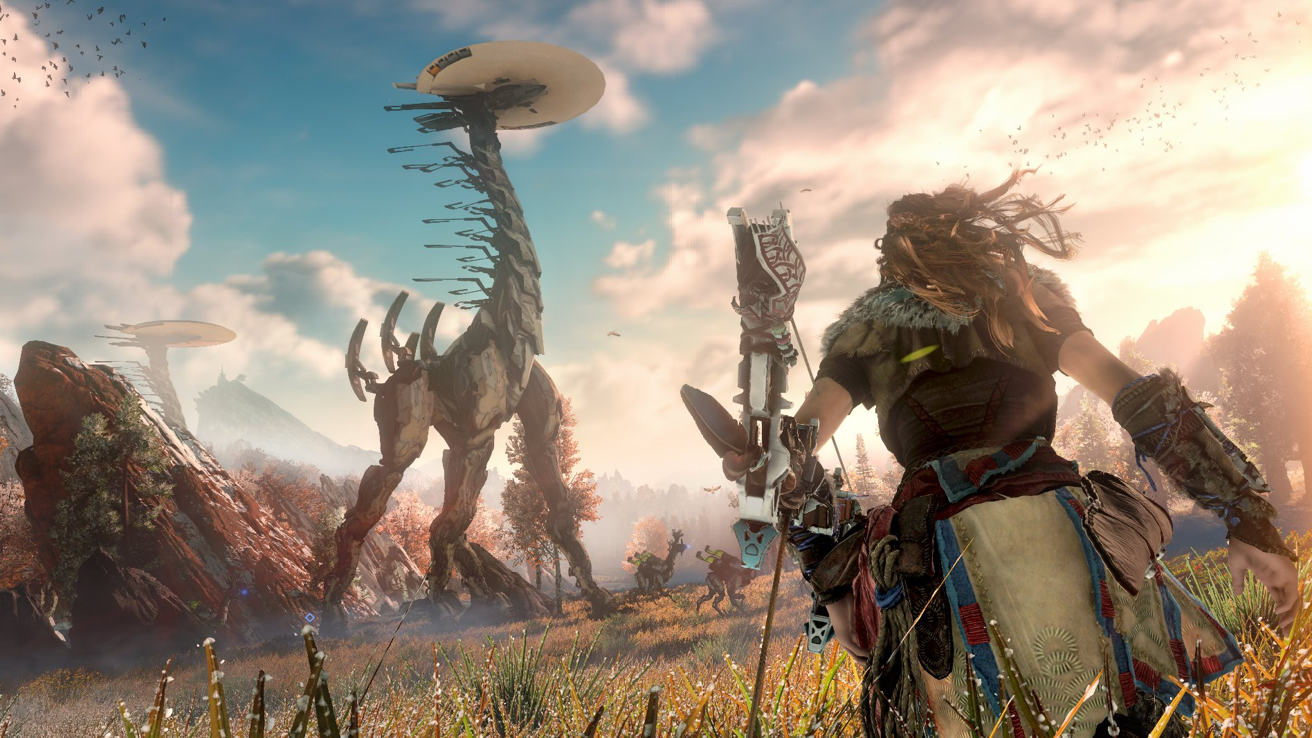is Horizon Zero Dawn coming to PC?