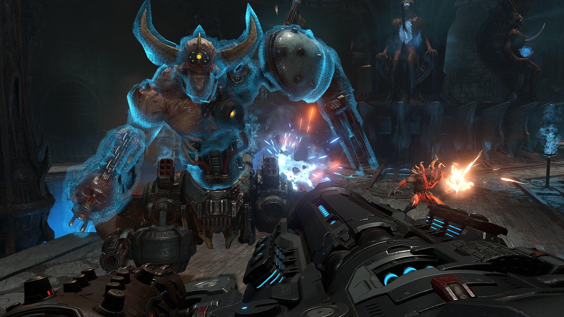 how long to beat Doom Eternal?
