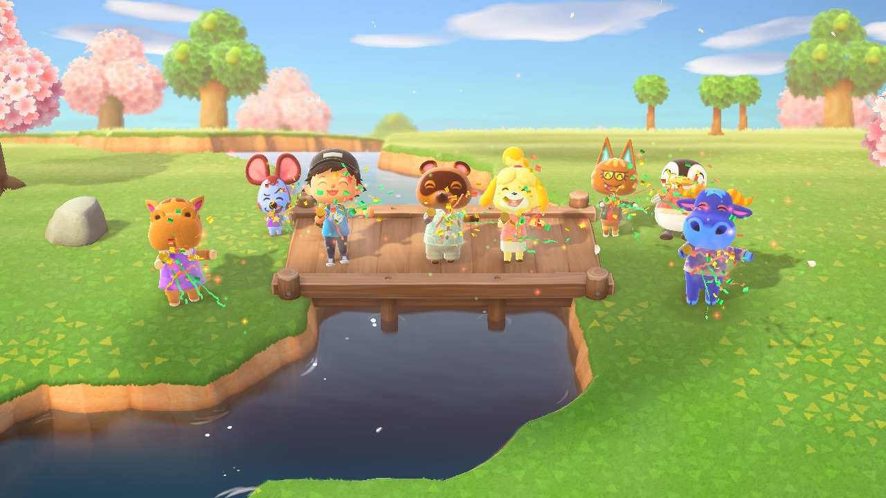 How to build bridges and inclines  - Animal Crossing: New Horizons
