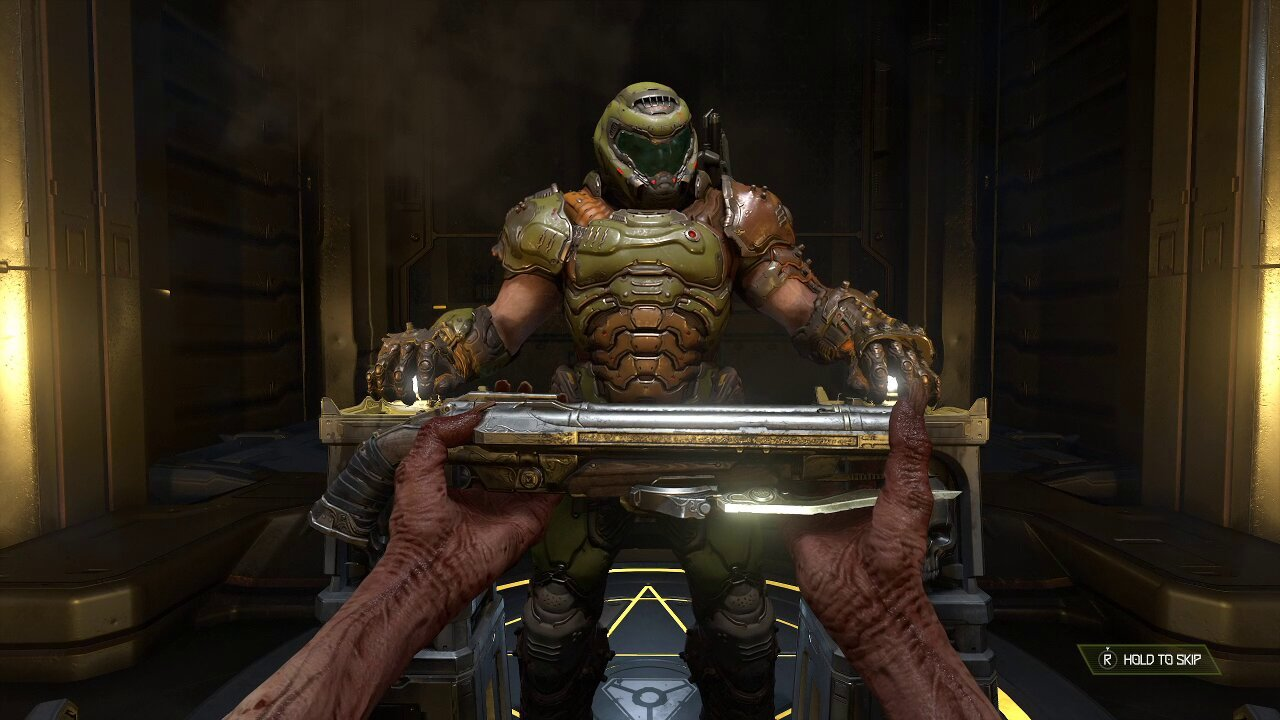 How to get the Meat Hook - Doom Eternal
