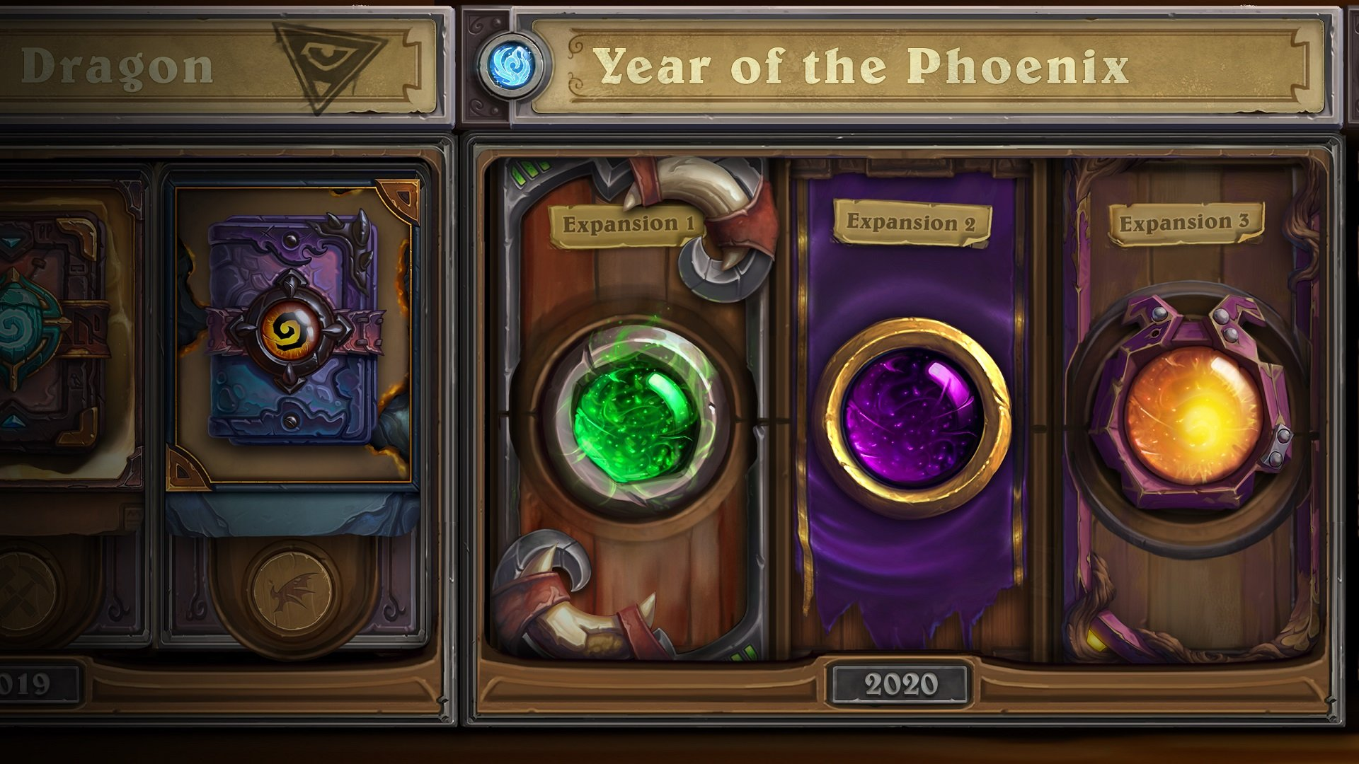 Hearthstone - Year of the Phoenix