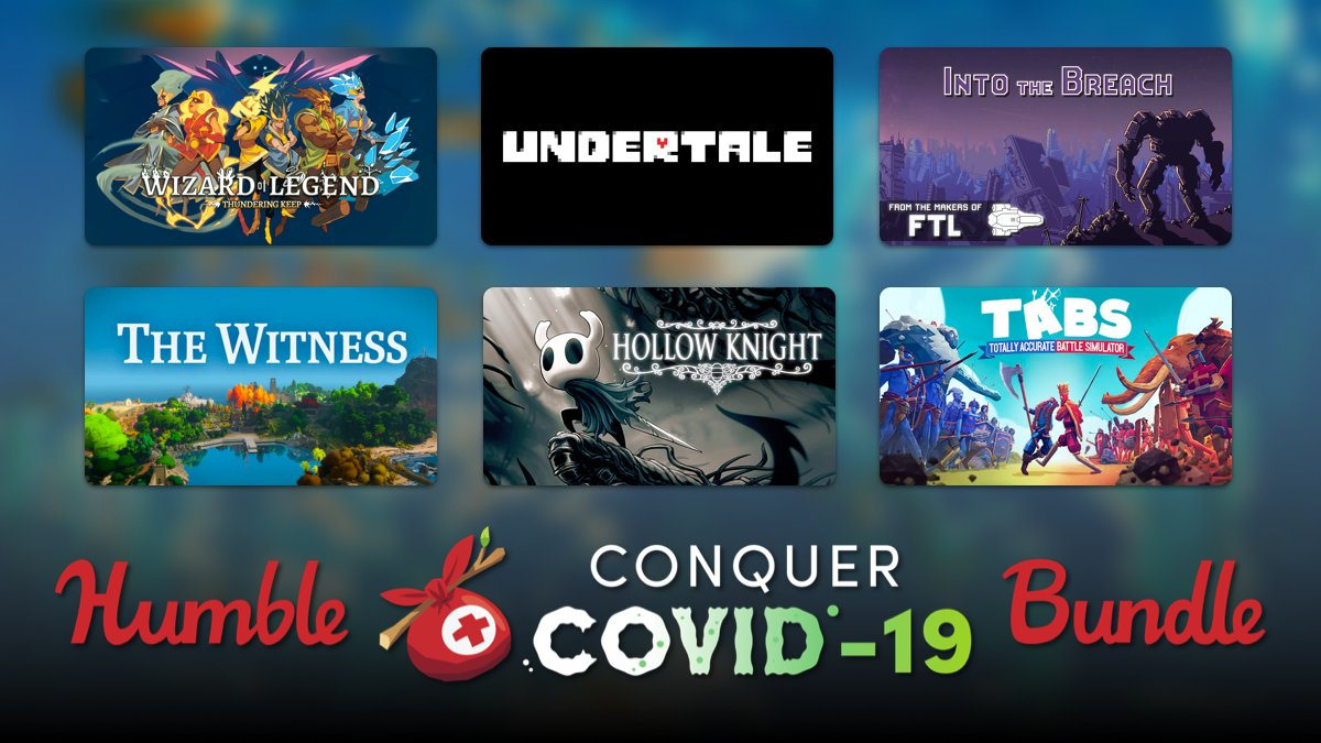Humble Conquer COVID-19 Bundle
