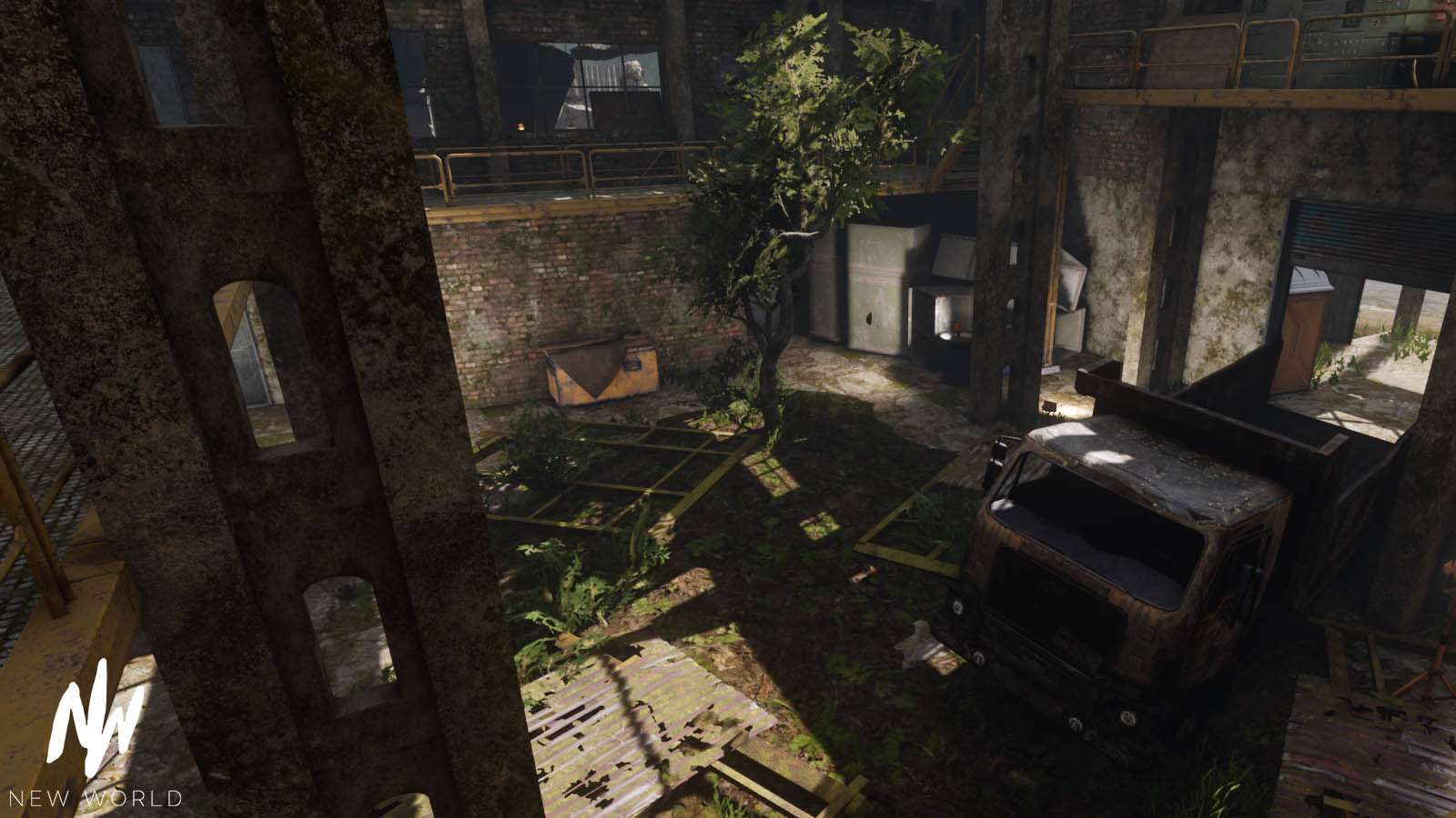 Insurgency: Sandstorm's new map, Power Plant, is included in the free week.