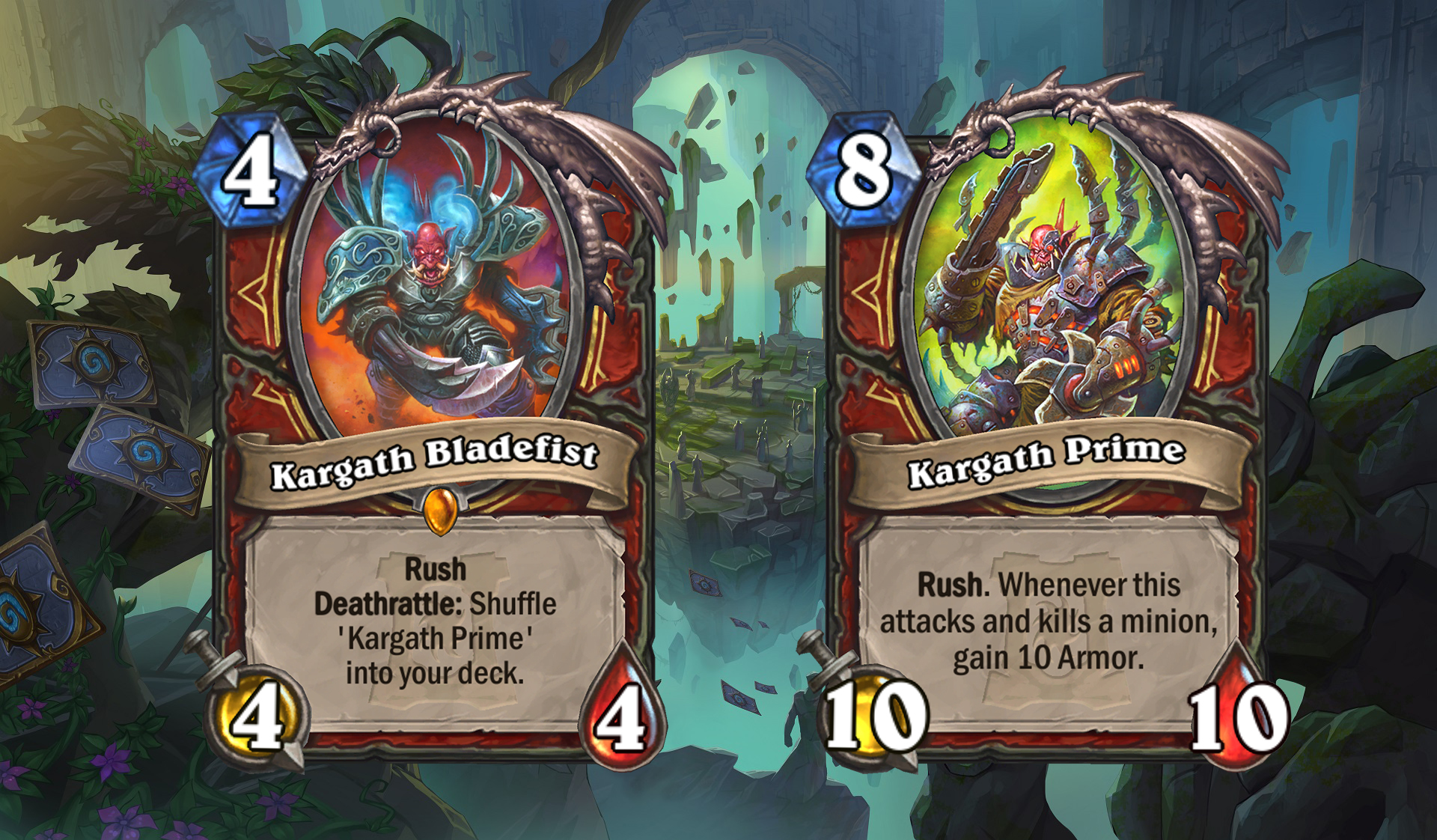 Hearthstone - Warrior Prime