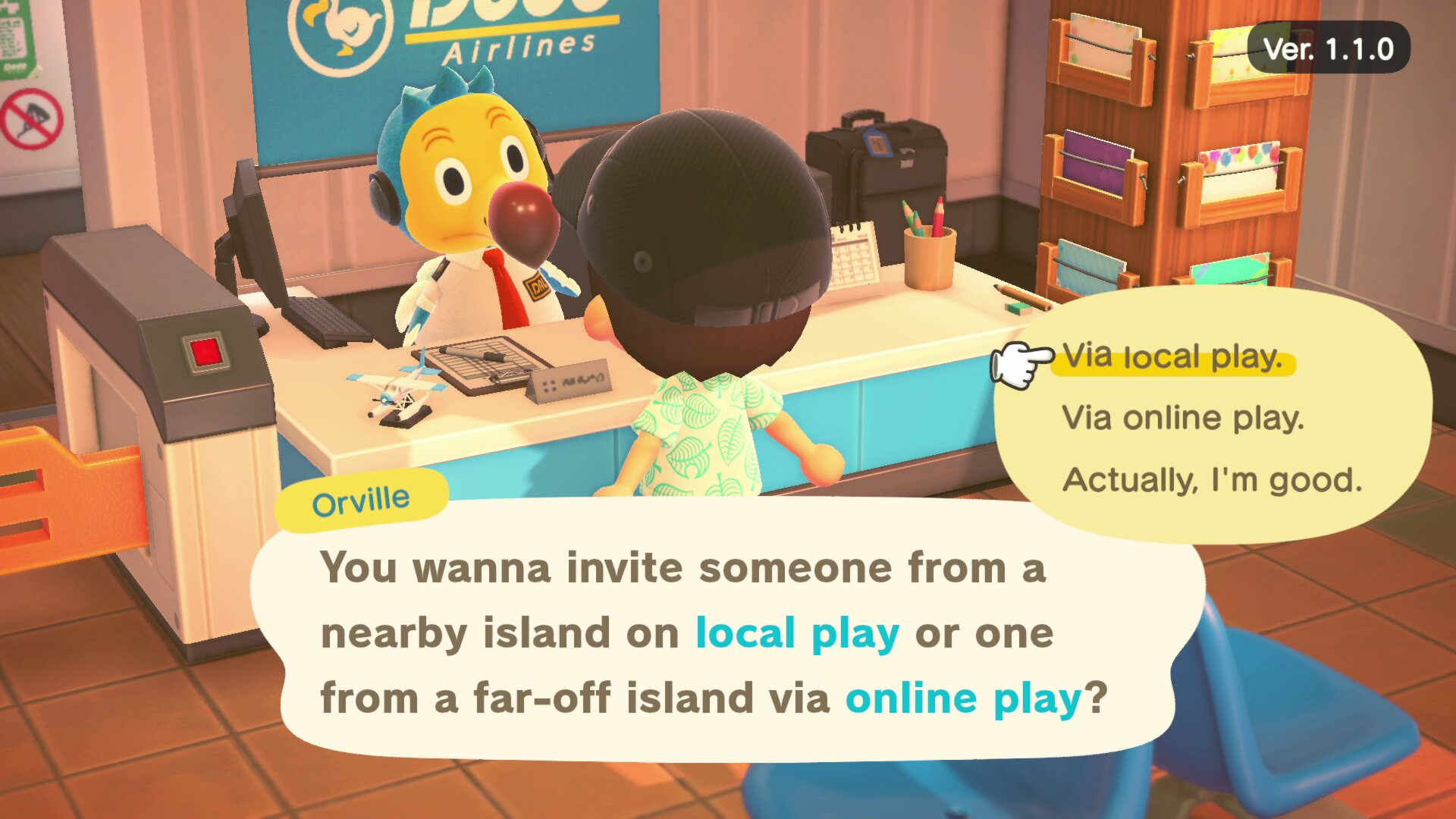 how to play with friends - Animal Crossing: New horizons