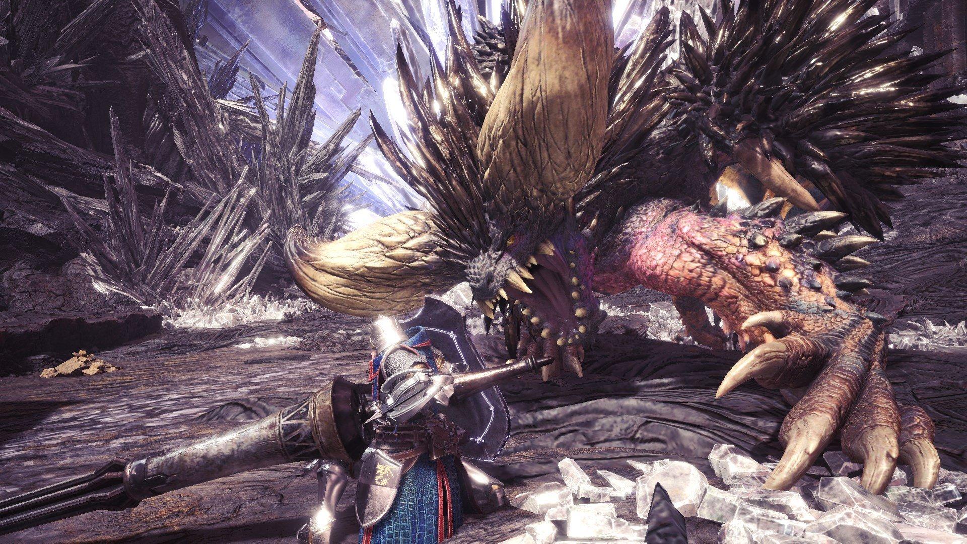 monster weaknesses guide monster huner world