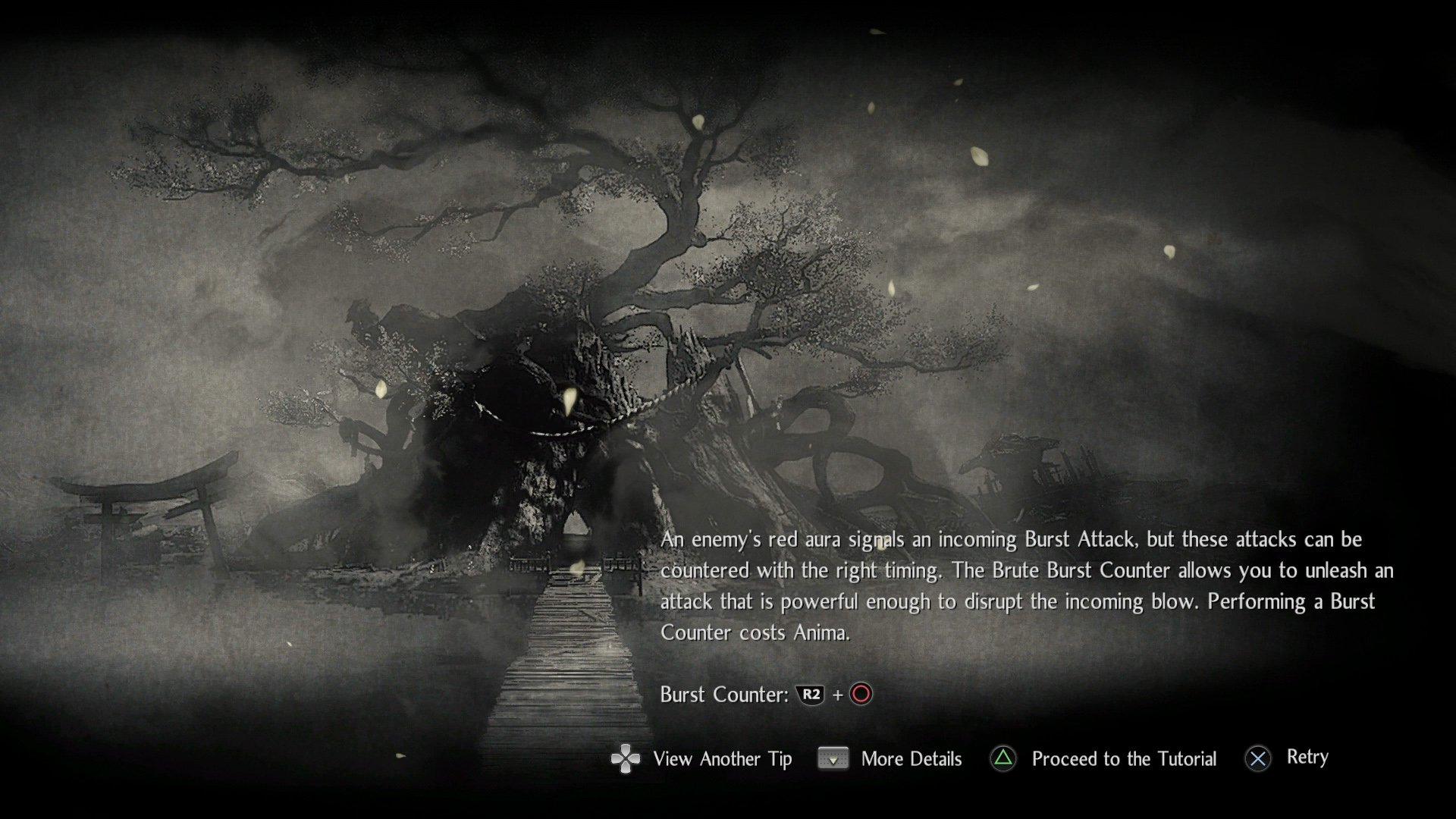 Nioh 2 loading screens