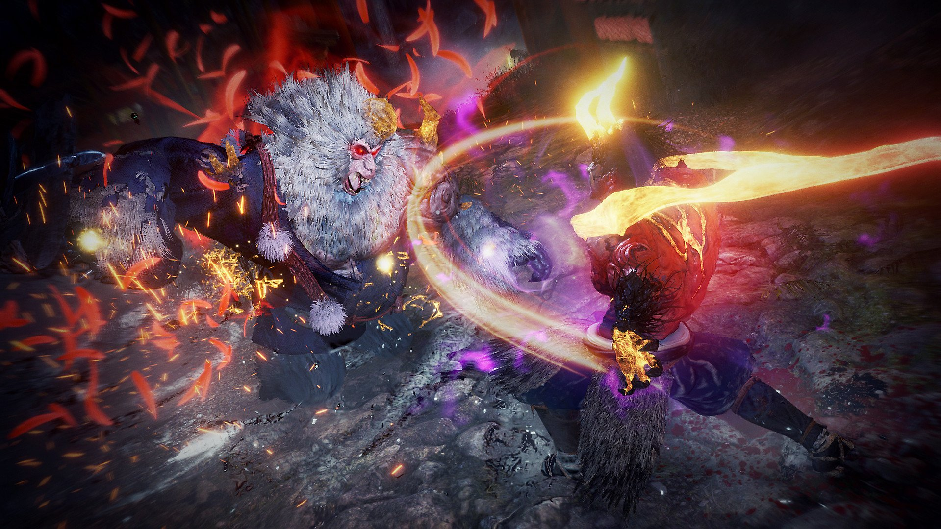 nioh 2 review hitboxes and menus