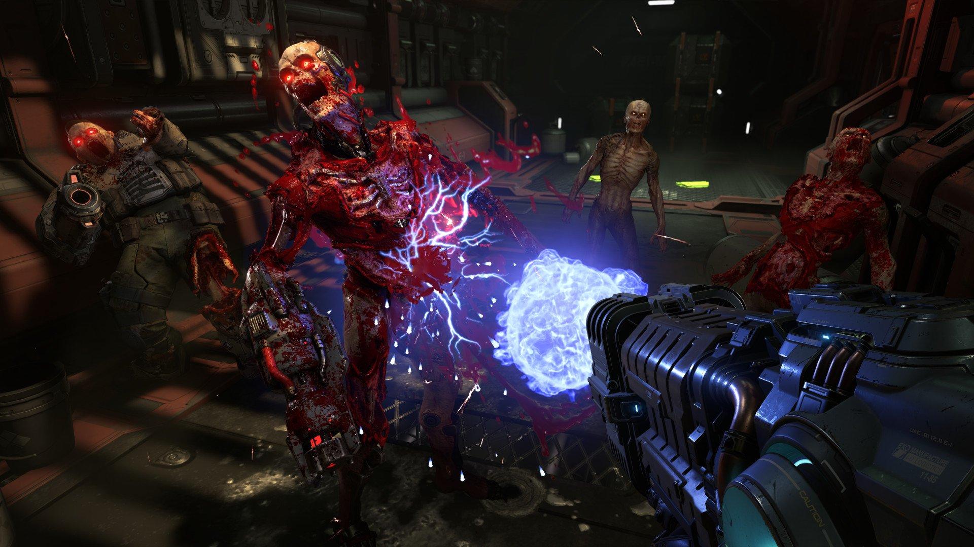 كل ما نعرفه عن Doom Eternal 1
