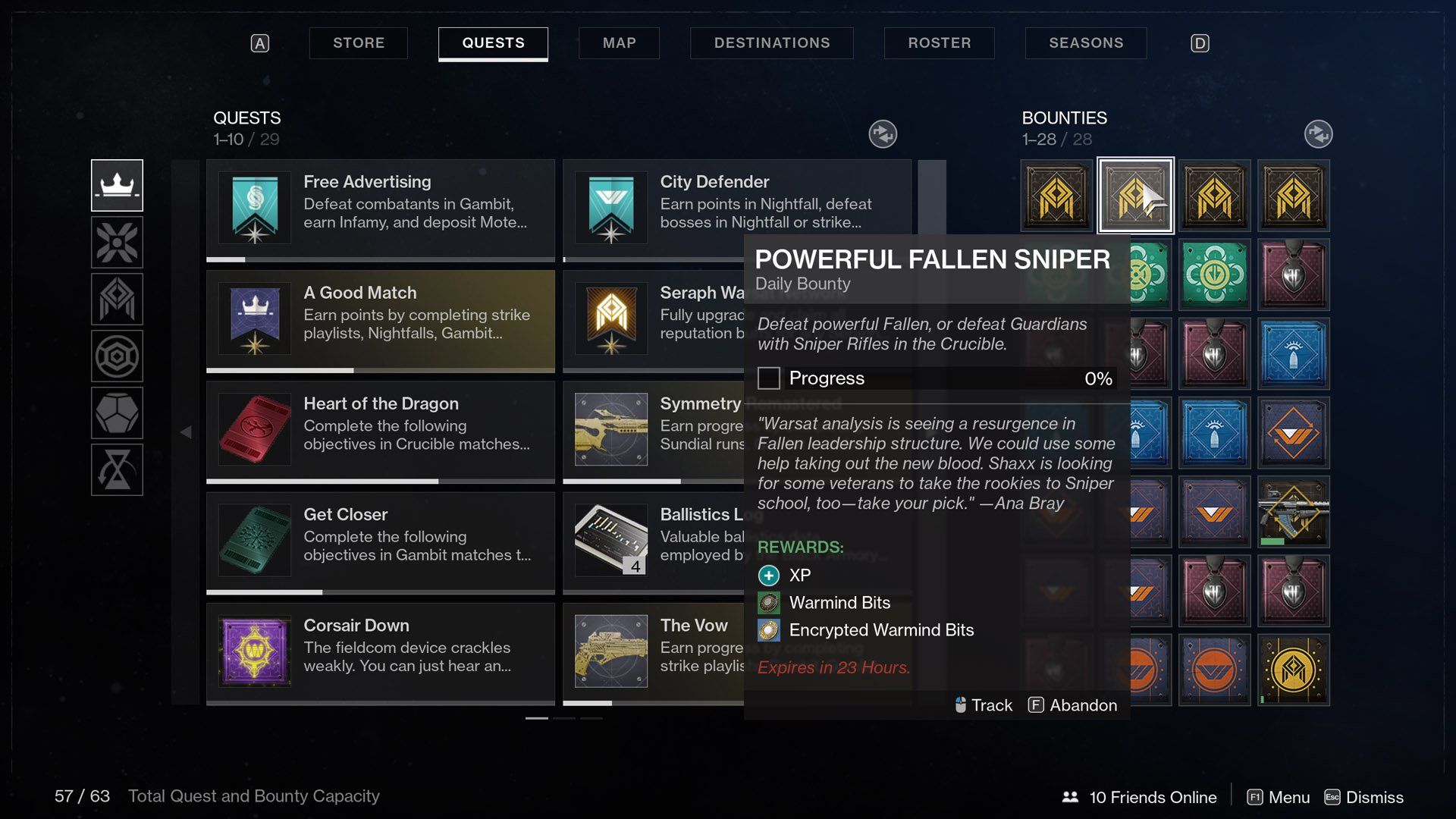 Powerful Fallen Sniper Destiny 2