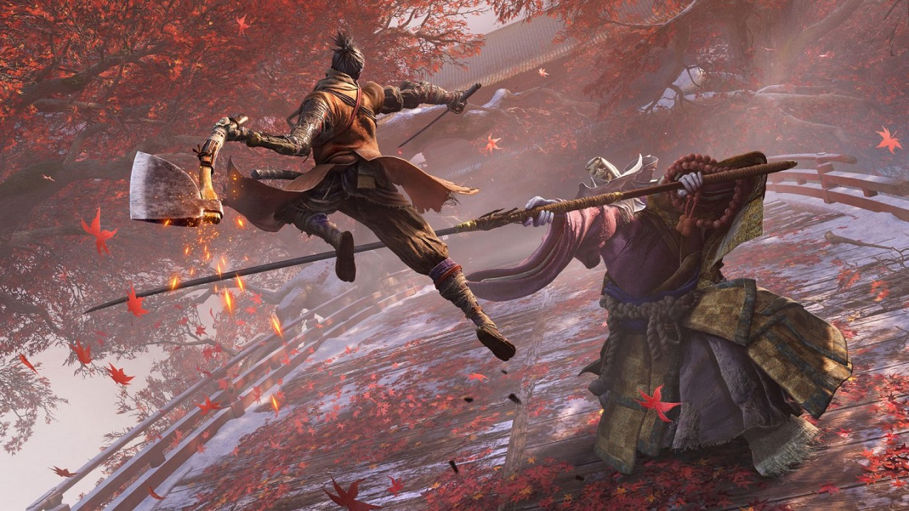 Sekiro: Shadows Die Twice took a number of awards from SXSW 2020, including the illustrious Game of the Year.