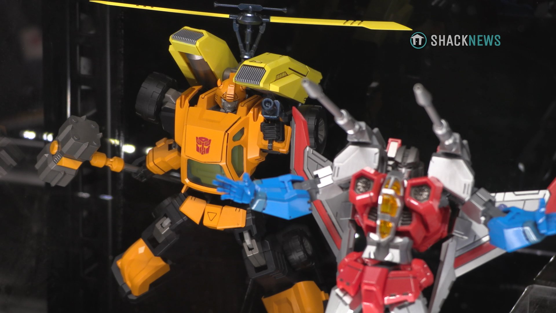 toy fair 2020 bandai namco transformers