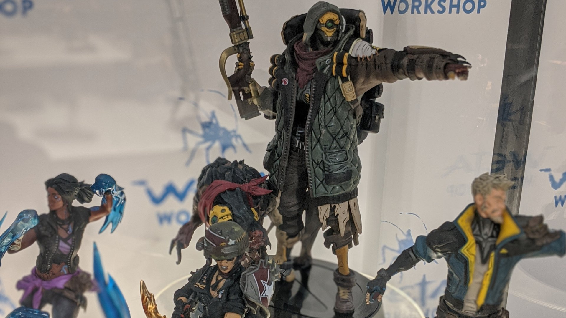 Toy Fair 2020 WETA Borderlands 3