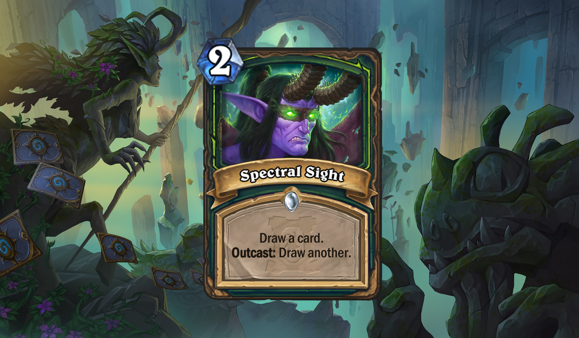 Hearthstone - Spectral Sight