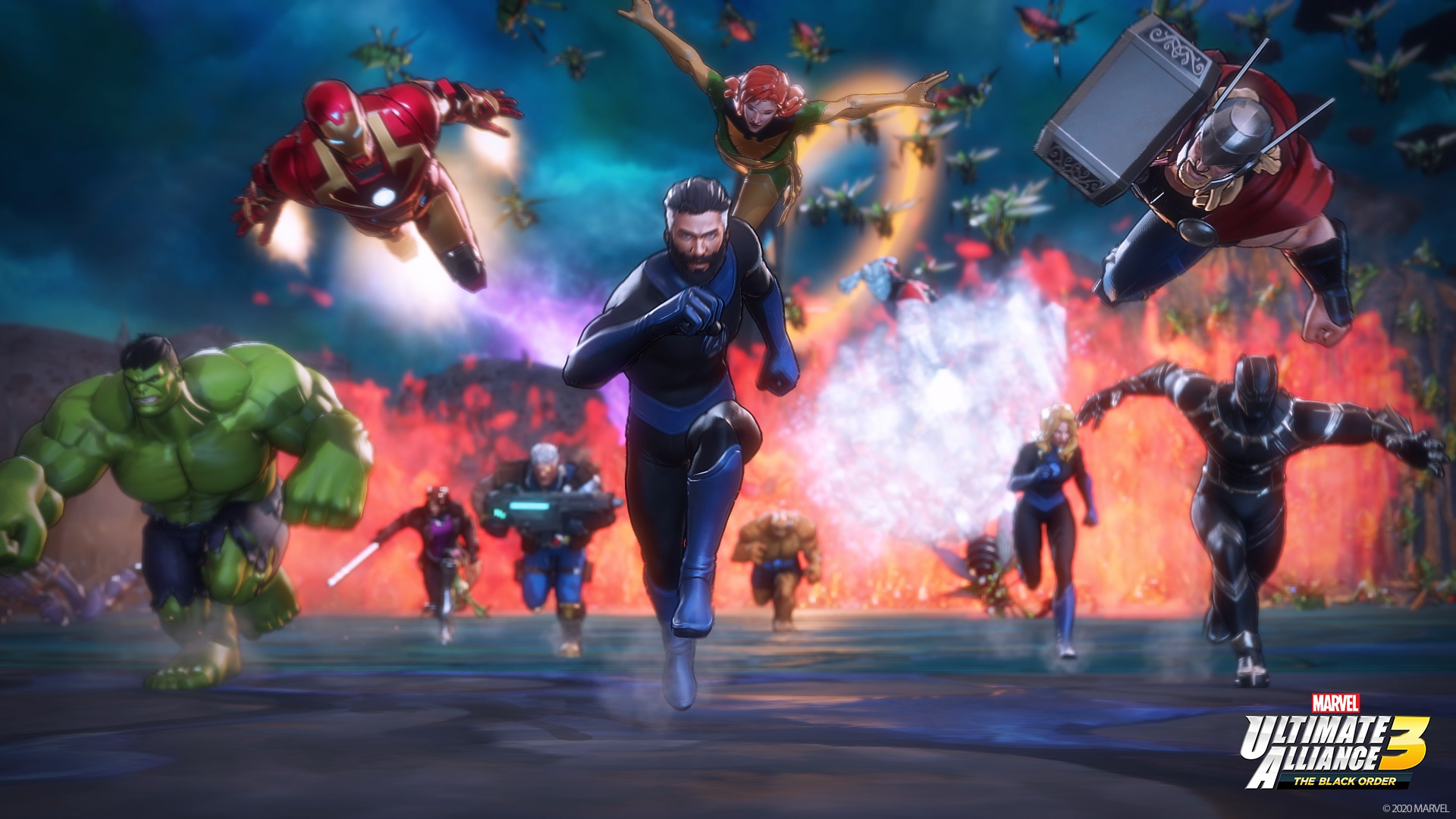 Marvel Ultimate Alliance 3 Shadow Of Doom Dlc Impressions Doom S