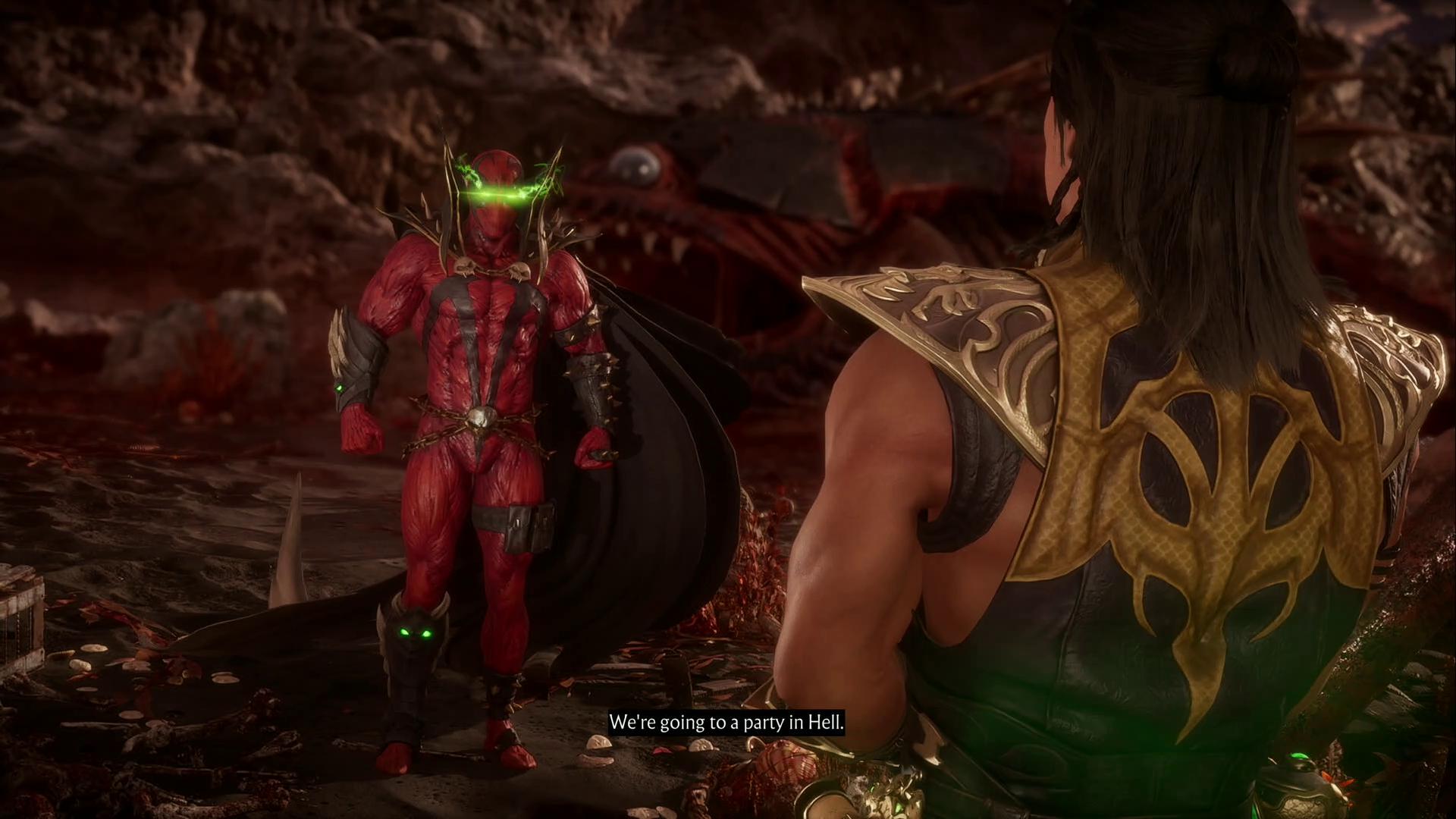 Mortal Kombat 11 Spawn - Inner Demon