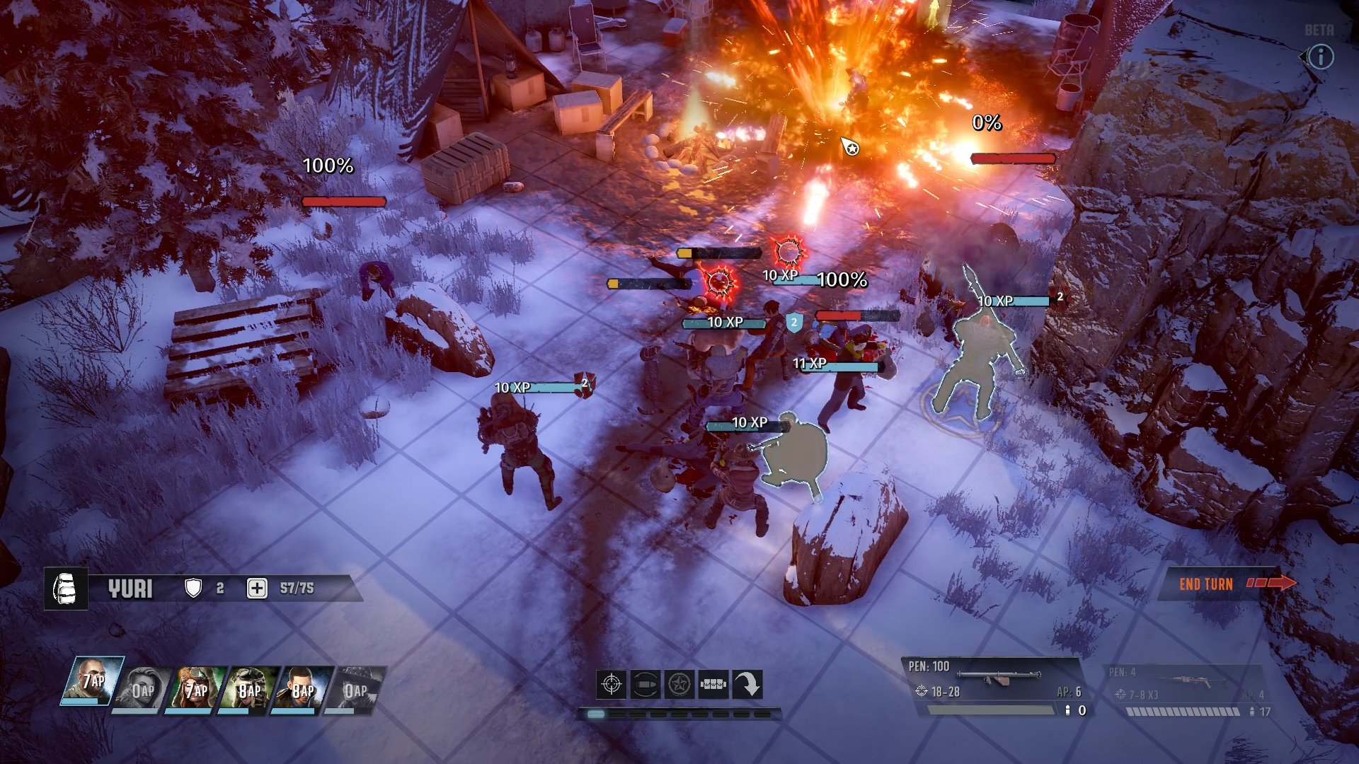 Wasteland 3 preview Isaac Reed survivors combat