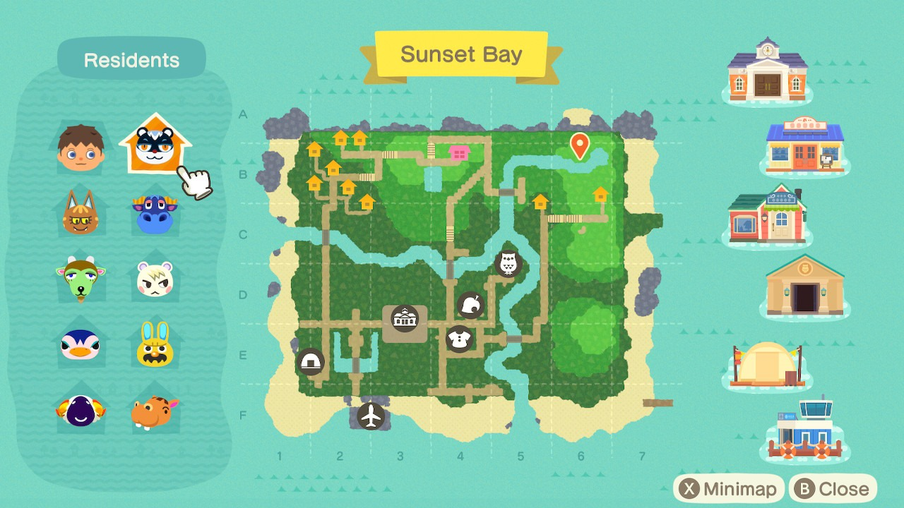 Where to find Stringfish - Animal Crossing: New Horizons