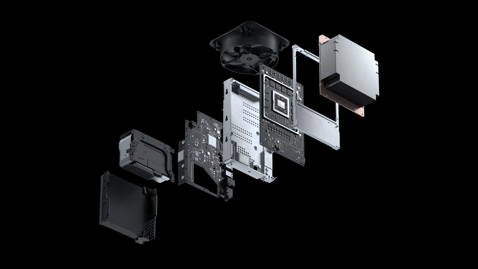 xbox series x specs revealed