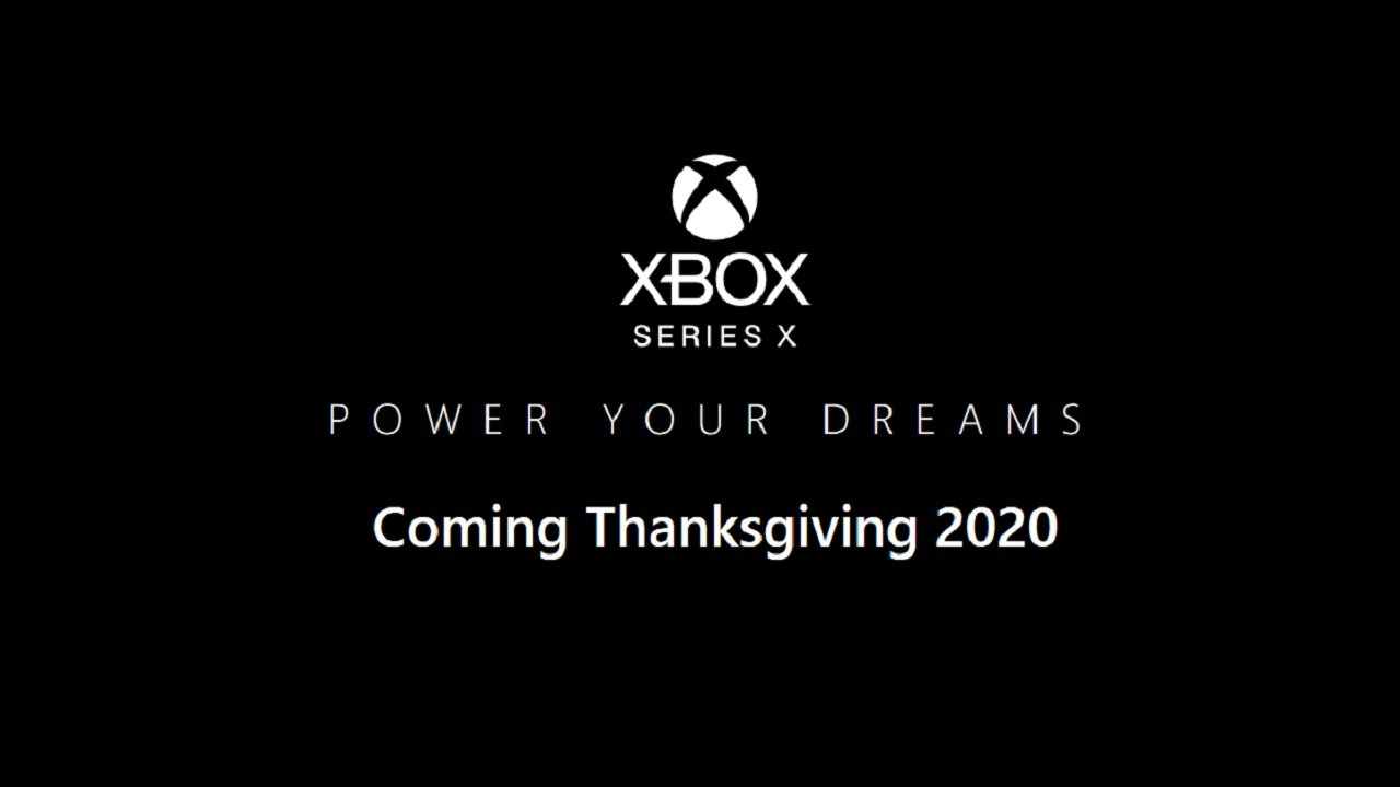 according to this new graphic on the Xbox Series X page, the console is now slated to land on Thanksgiving, November 26, 2020.