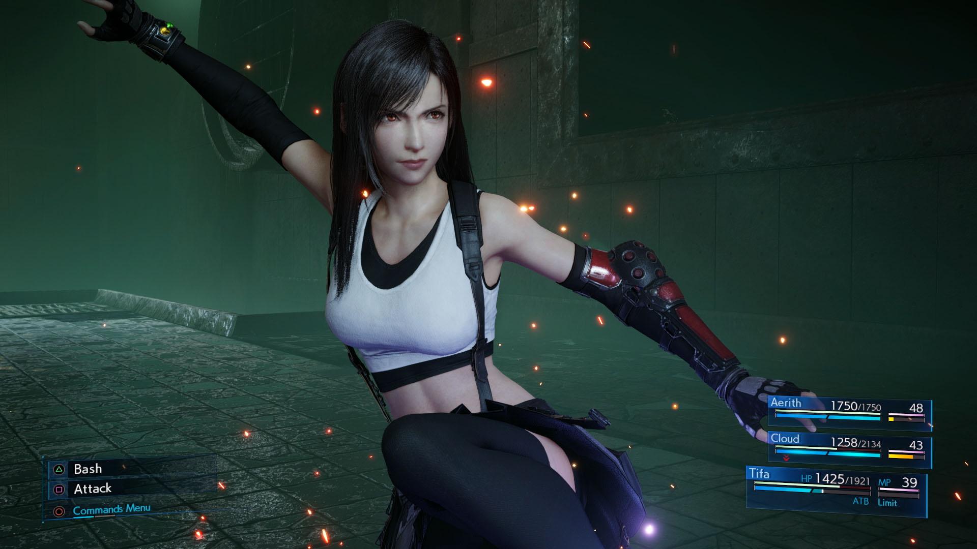 Shack Chat: من هي شخصيتك المفضلة في لعبة Final Fantasy؟ 1