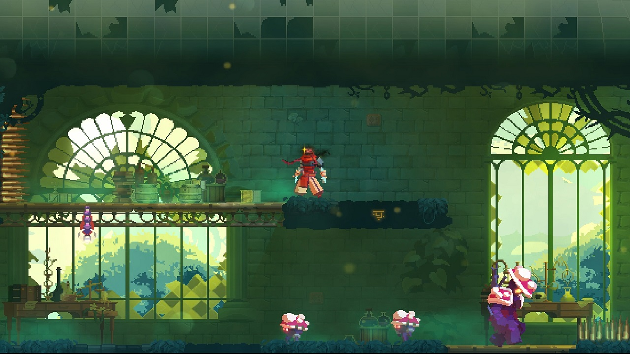 The Dead Cells Bestiary update adds both more enemies to the base game and balances enemy appearances in The Bad Seed DLC.