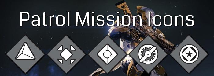 destiny 2 patrol icons
