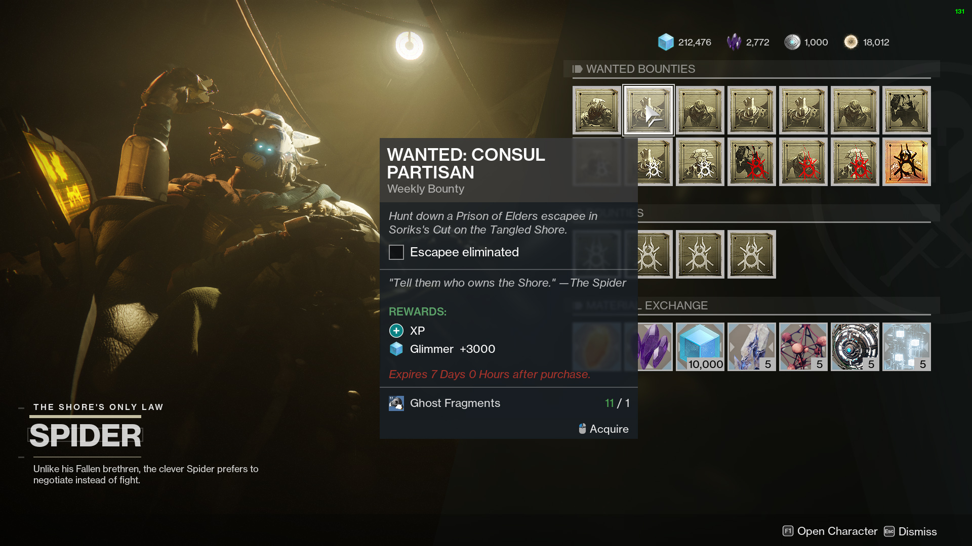 destiny 2 consul partisan