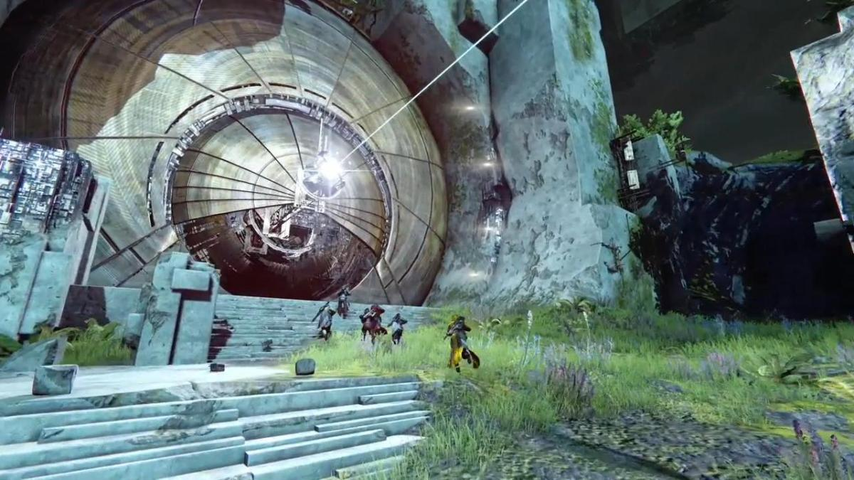 Destiny Waking Ruins Vault of Glass