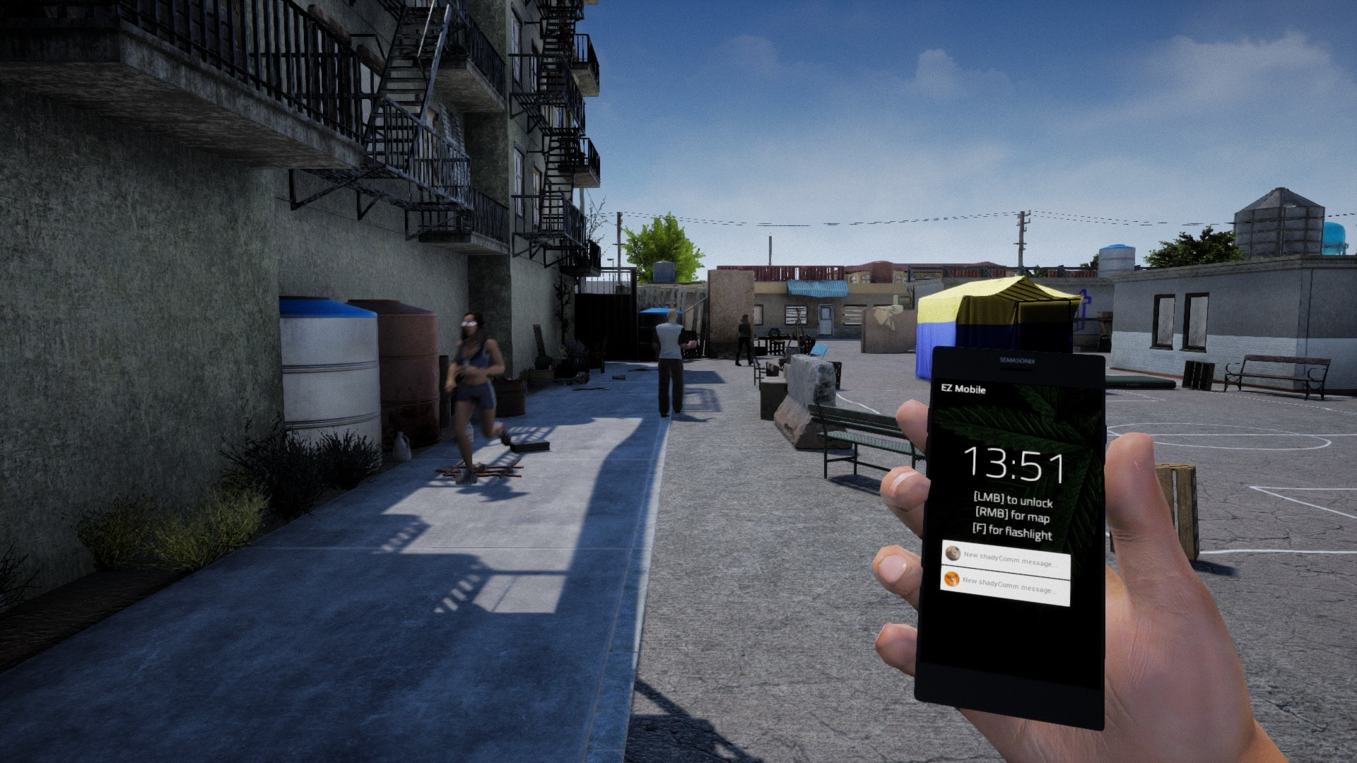 Drug Dealer simulator phone