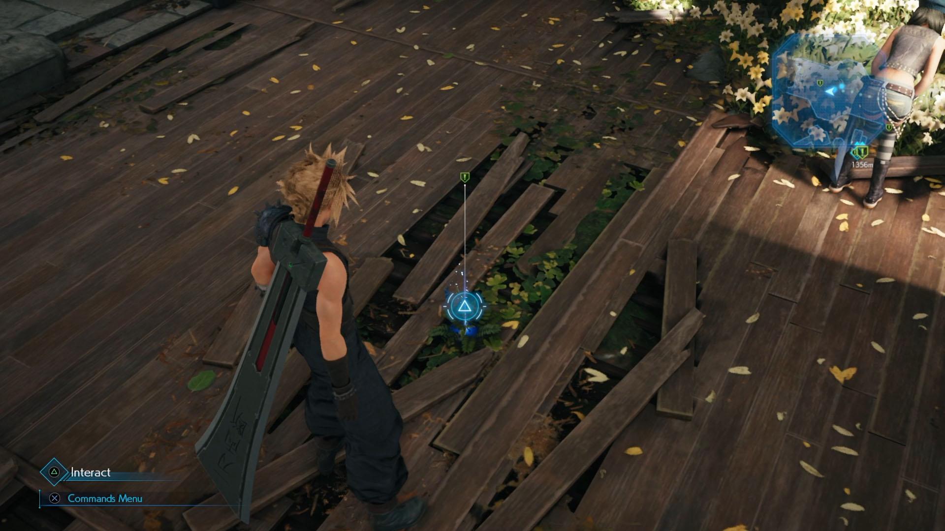 Special Medicine location - Medicinal Flower - Final Fantasy 7 Remake